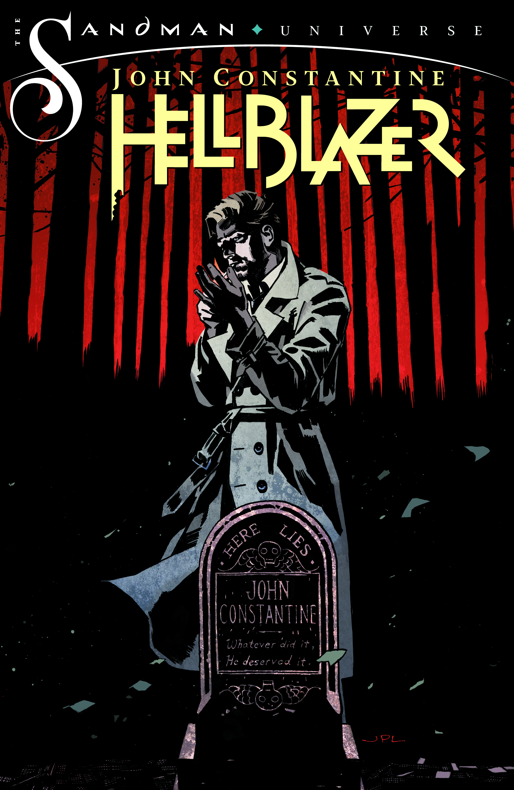 John Constantine returns to the Sandman Universe this fall