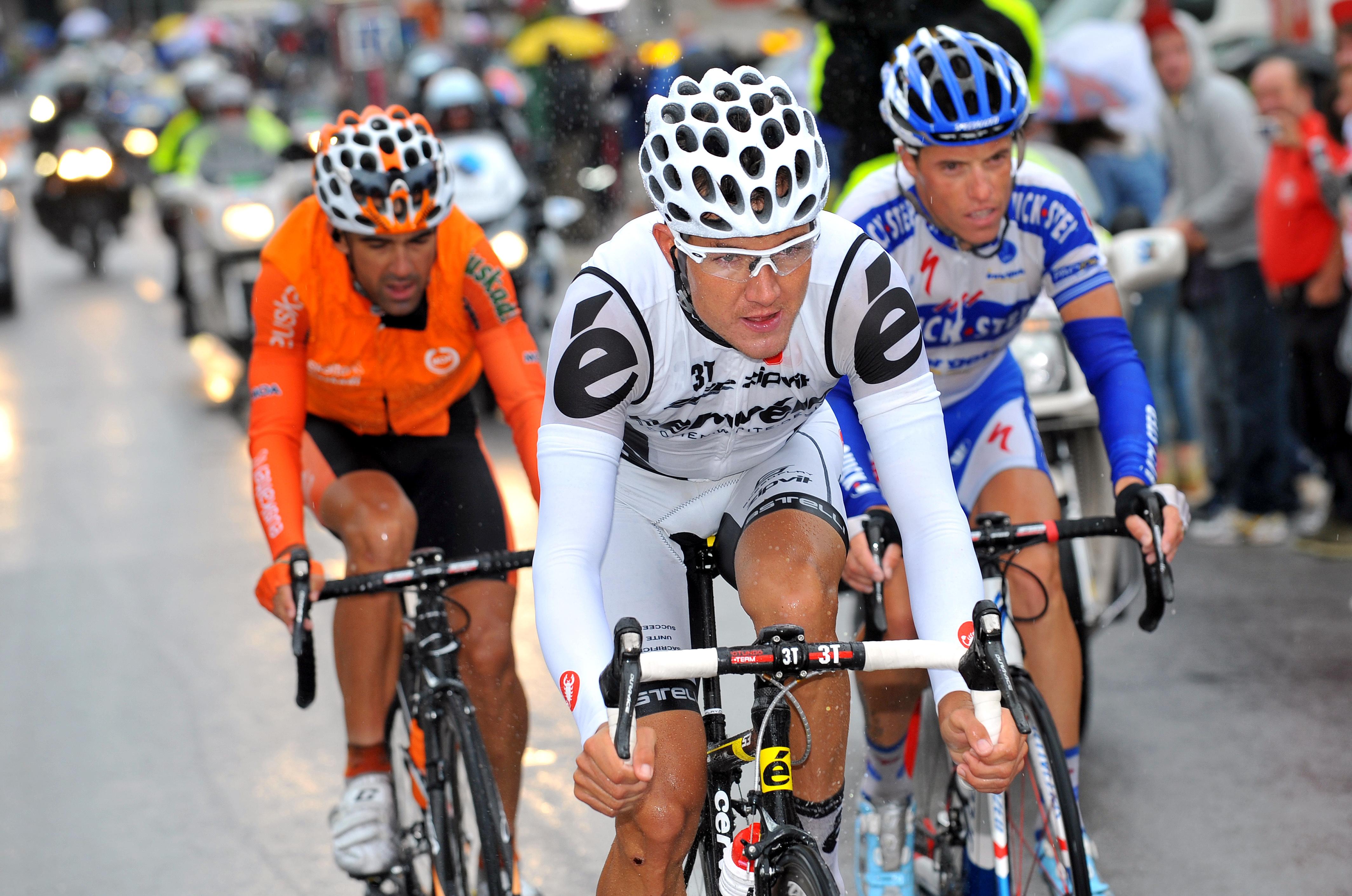 Cycling : Tour De France 2009 / Stage 13 Colmar Haussler
