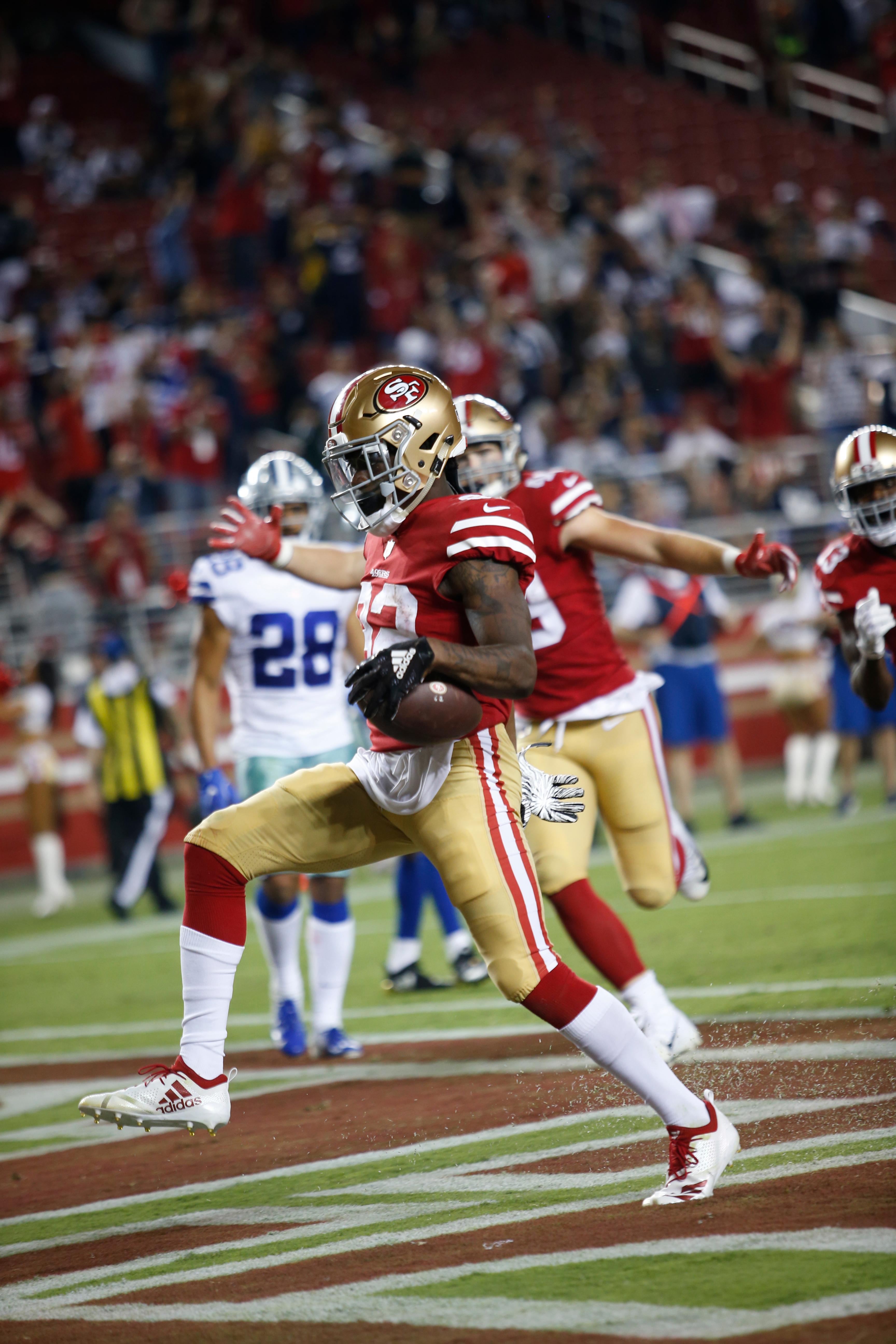 Denver Broncos v San Francisco 49ers