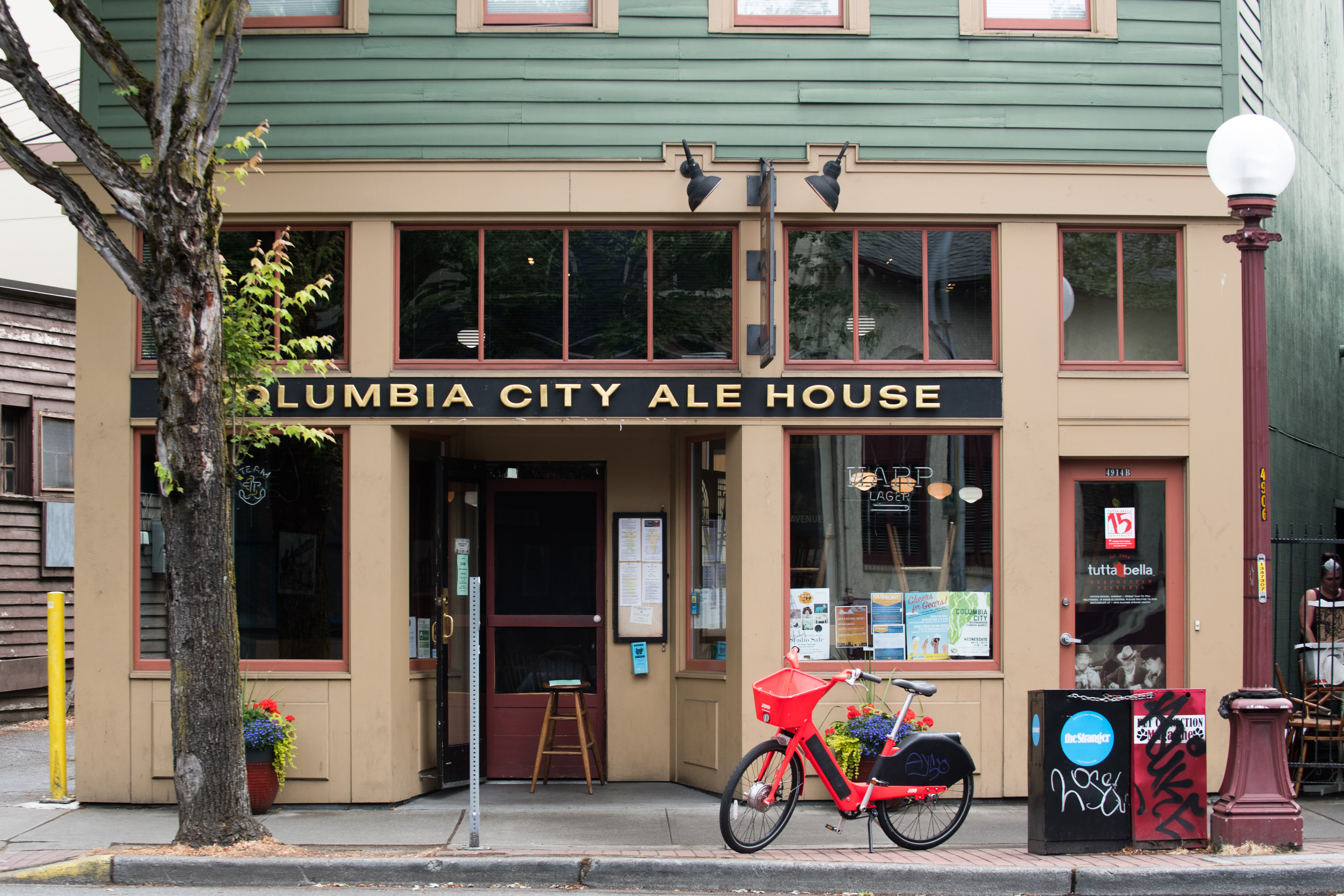 Columbia City Ale House Seattle