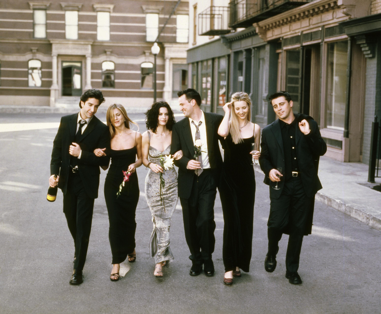 Friends, season 6.