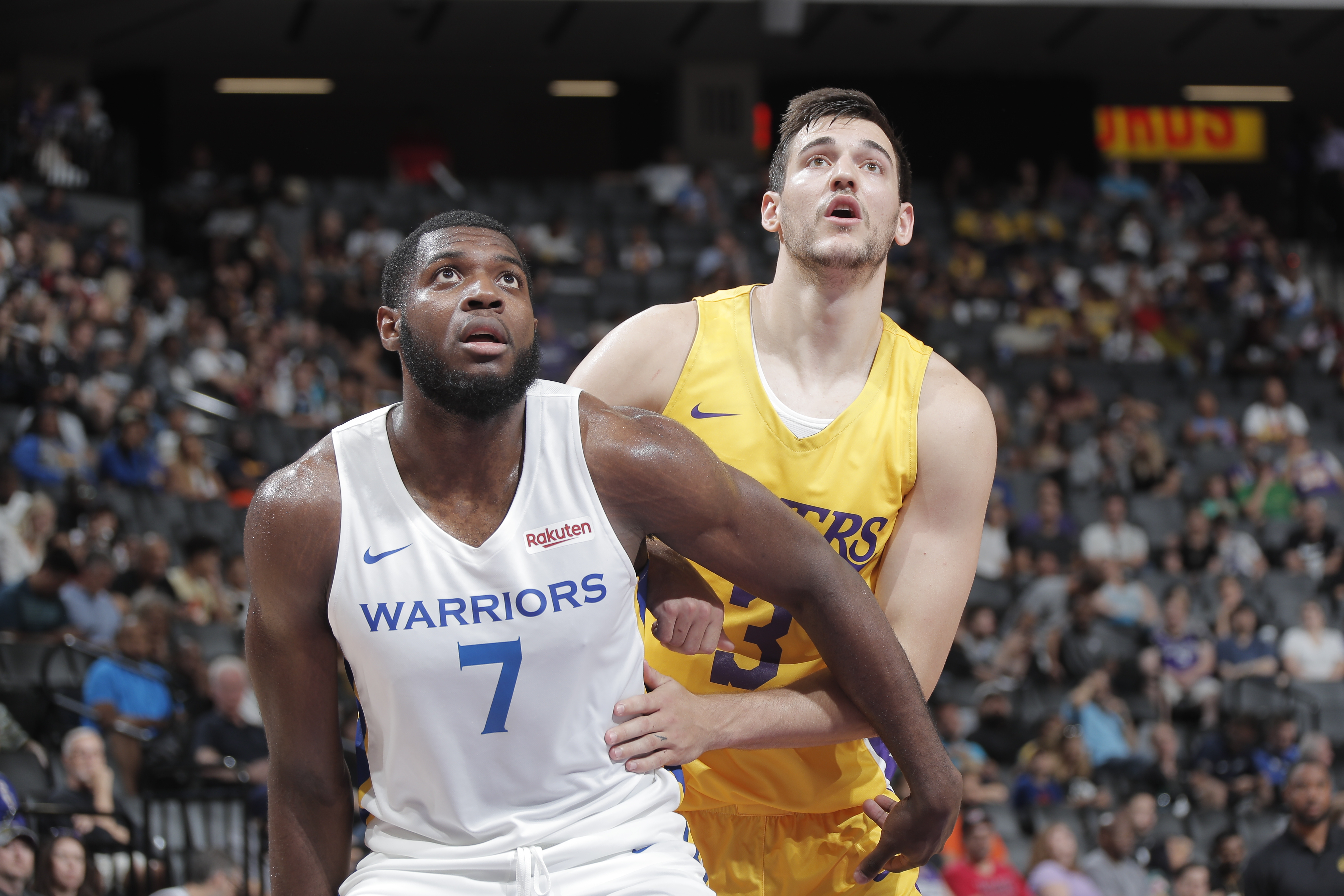 2019 California Classic - Day 2 - Los Angeles Lakers v Golden State Warriors