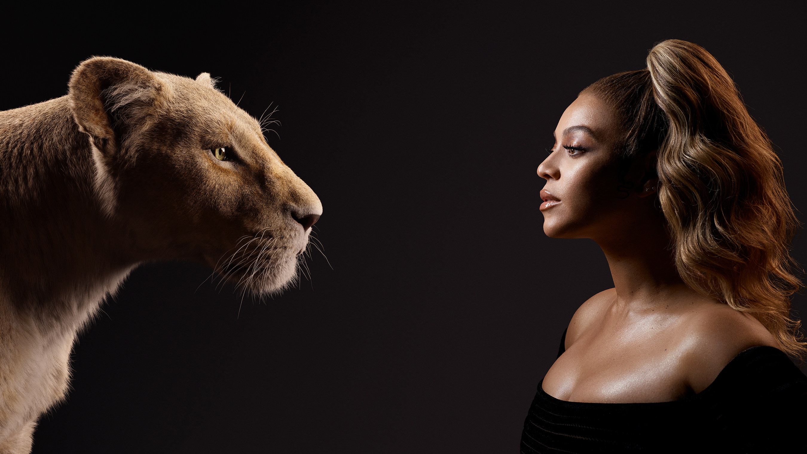 """Beyonce voices Nala, the lioness queen of Pride Rock, in the remake of """"The Lion King."""""""