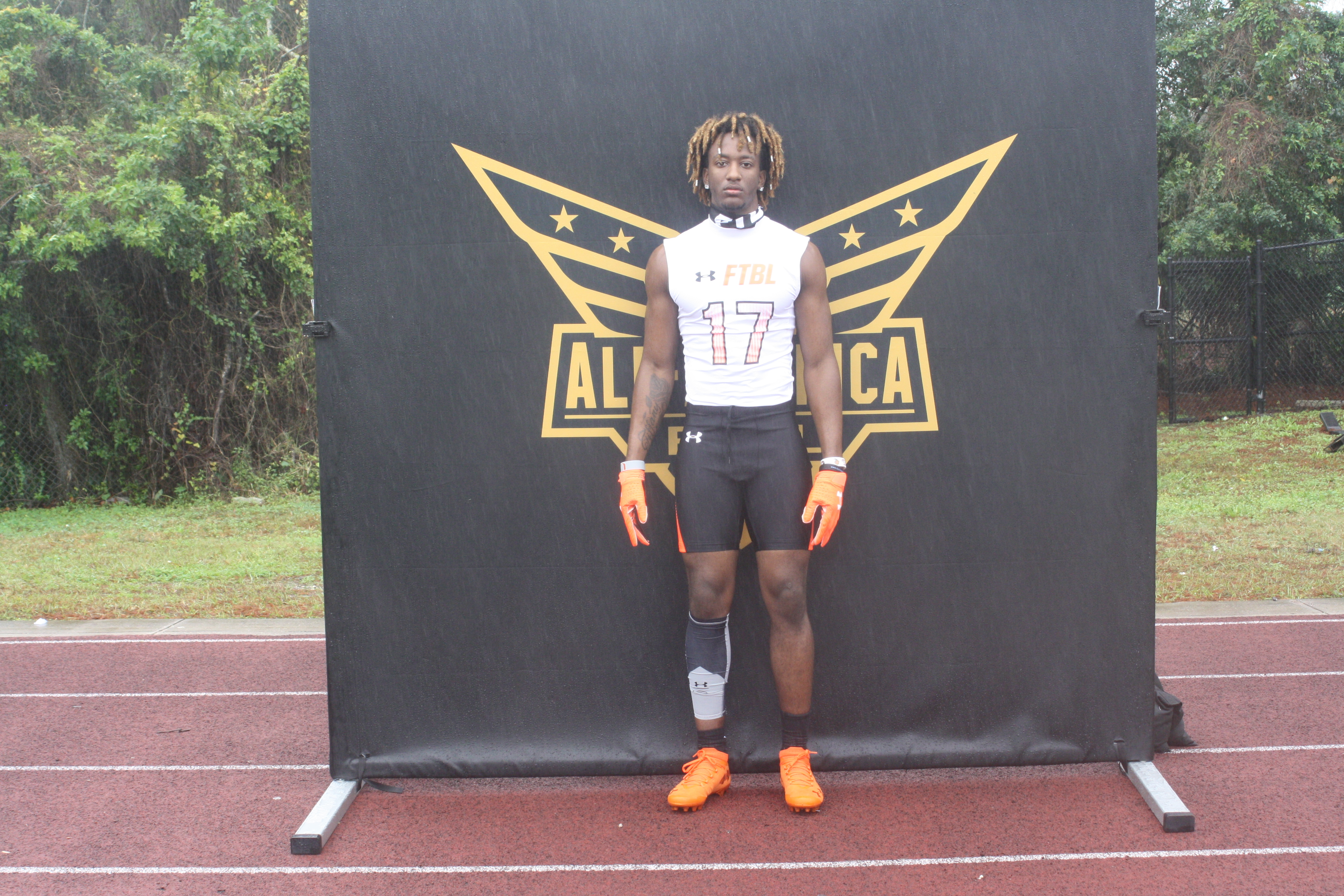 Caziah Holmes Tennessee Recruiting