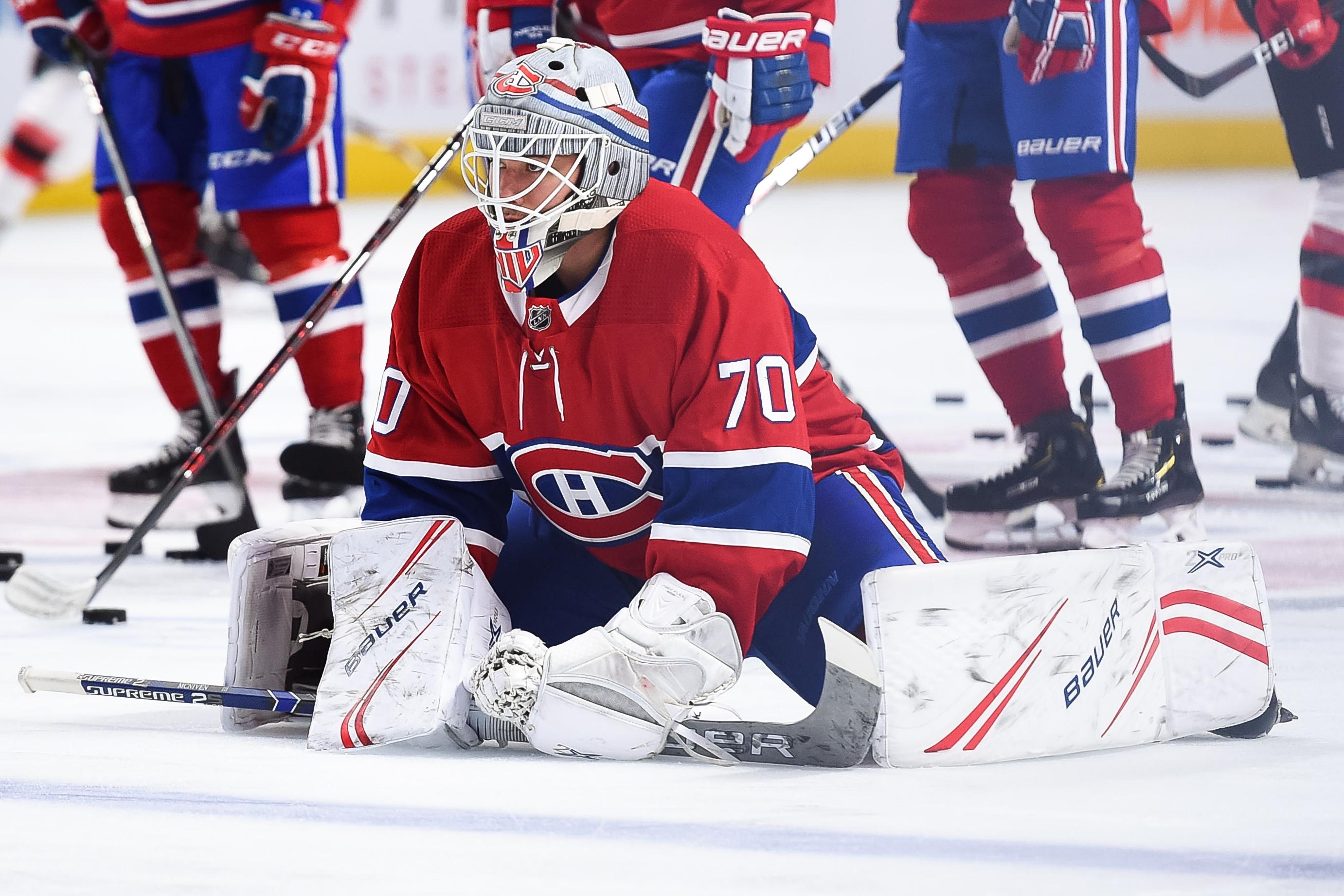 NHL: FEB 02 Devils at Canadiens