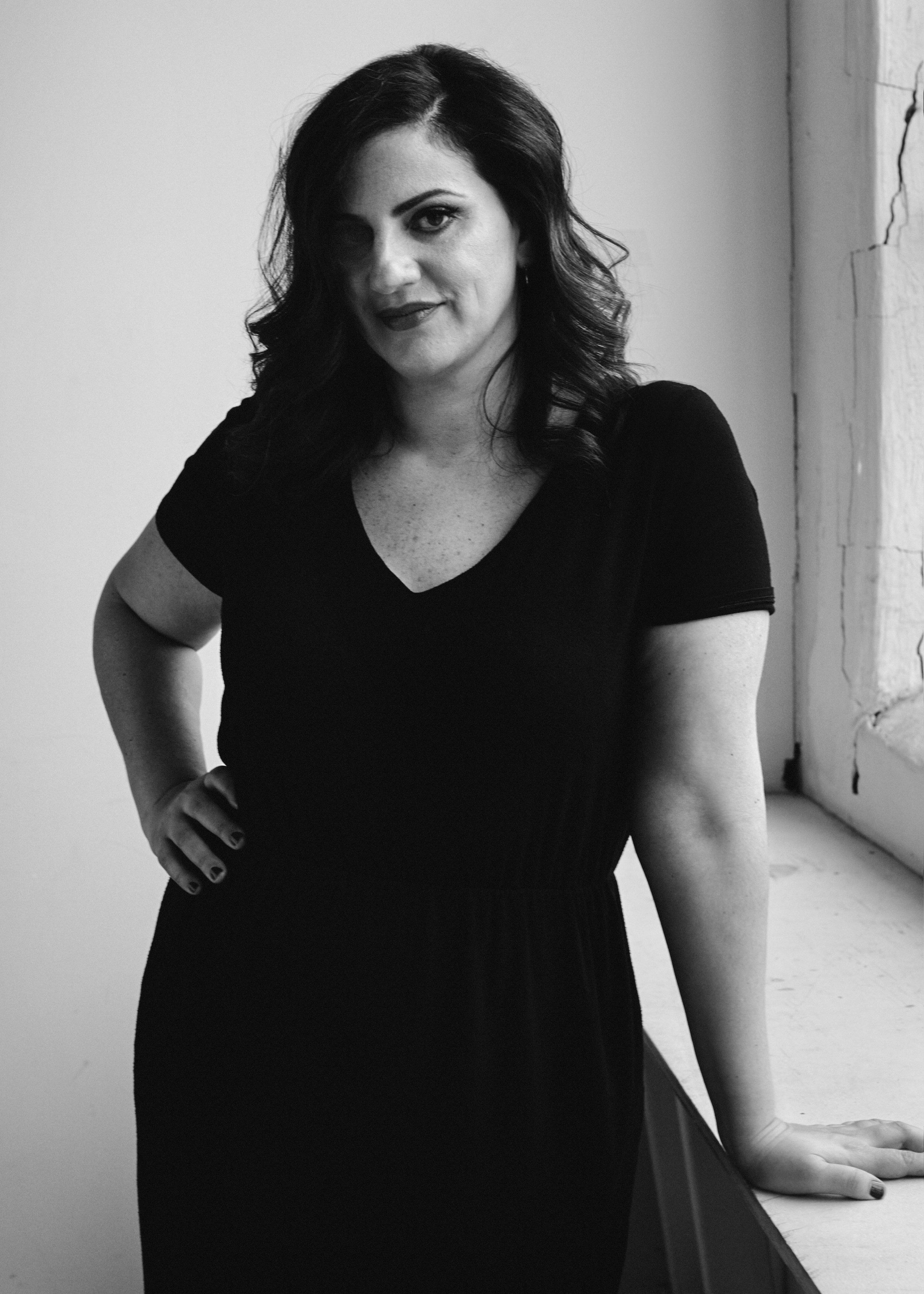 Writer Taffy Brodesser-Akner.