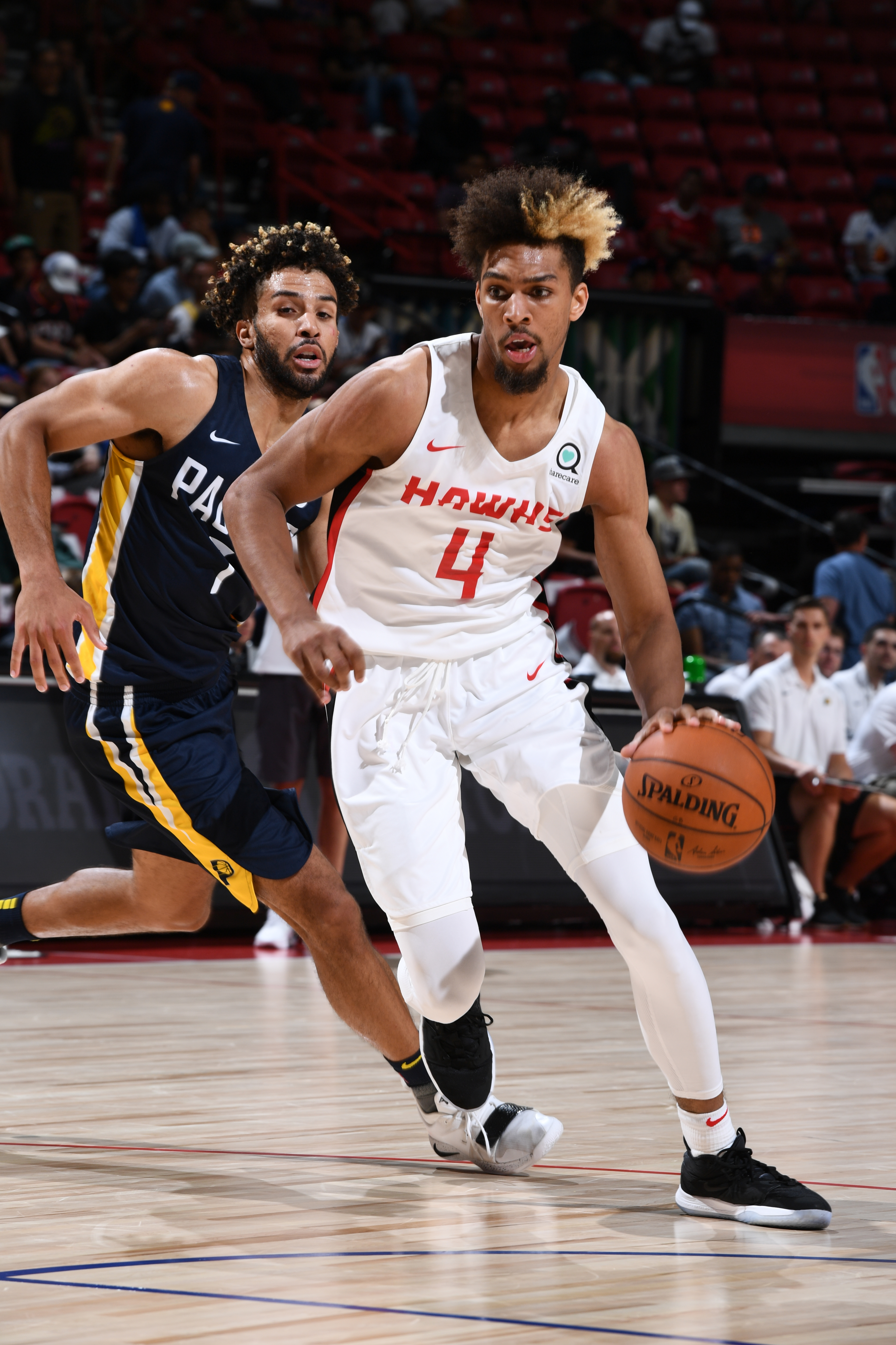 2019 Las Vegas Summer League - Day 5 - Indiana Pacers v Atlanta Hawks