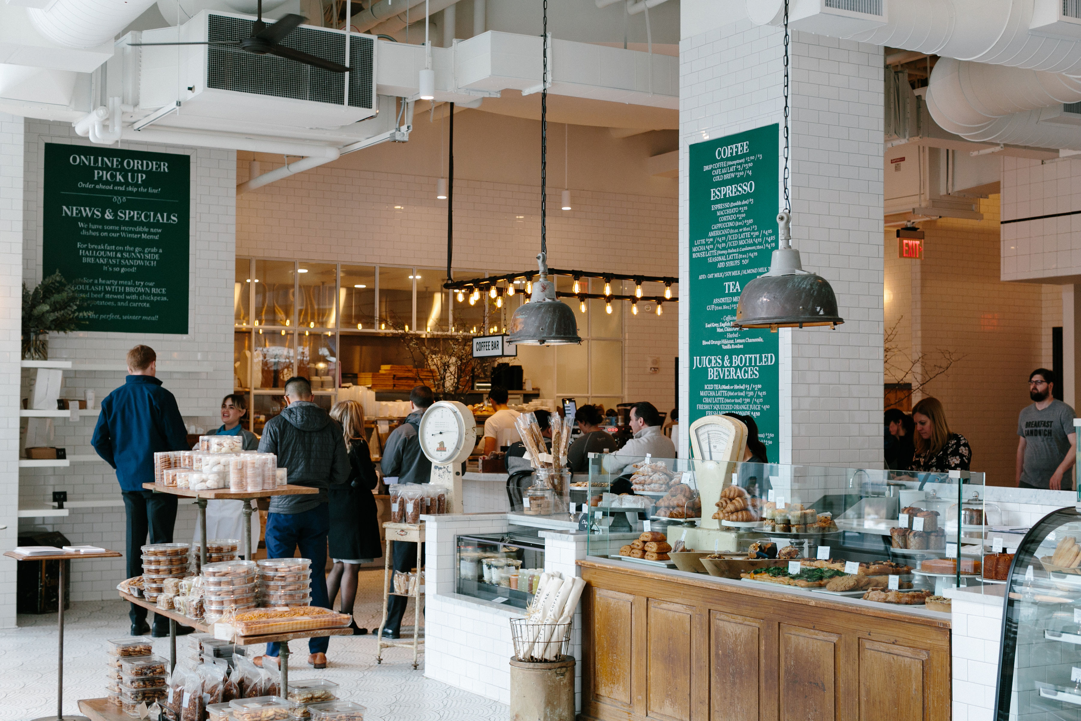 Tatte Adds Stunning Pastries to the Berklee Campus Today