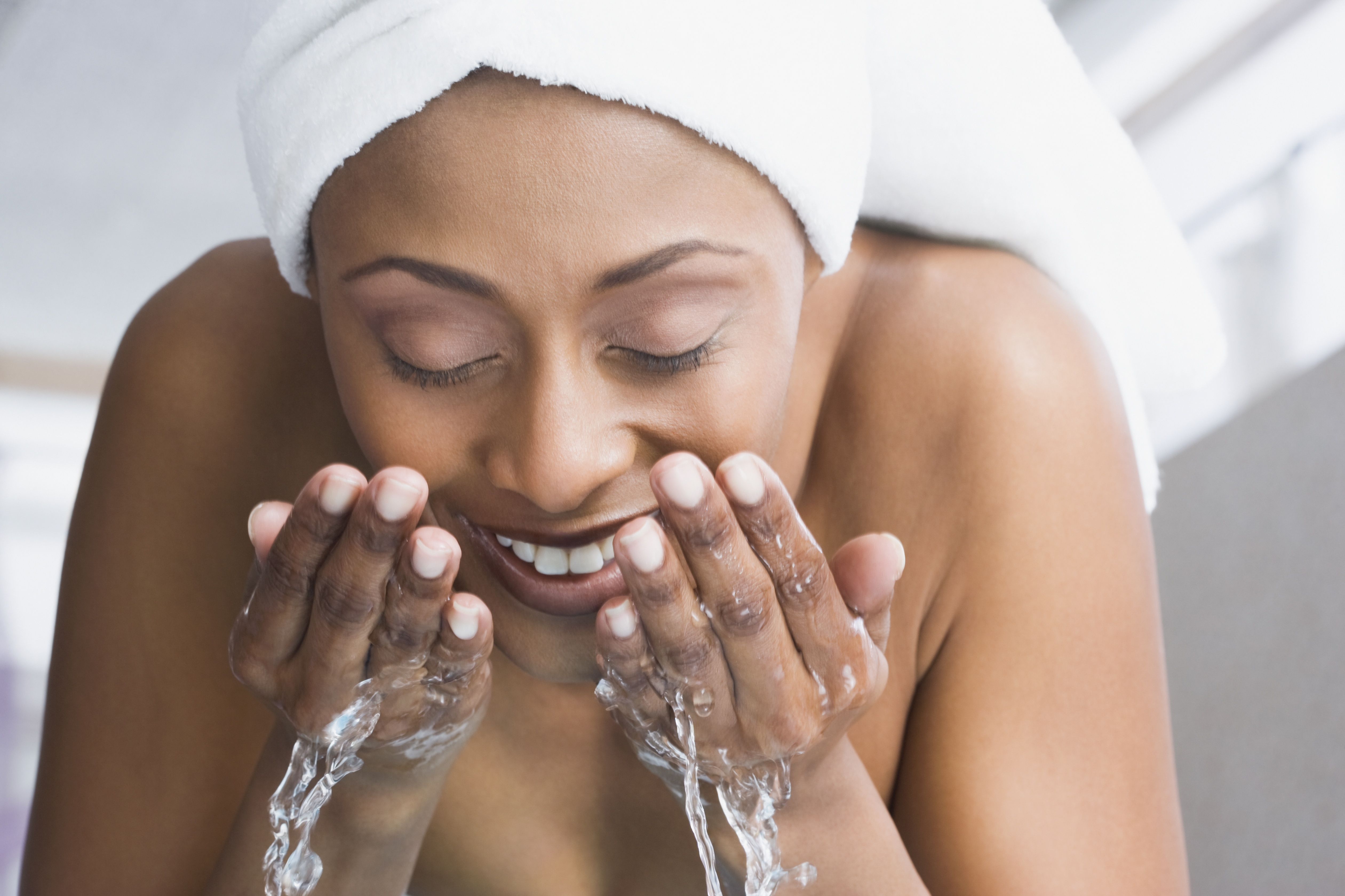 Why you should wash your face twice