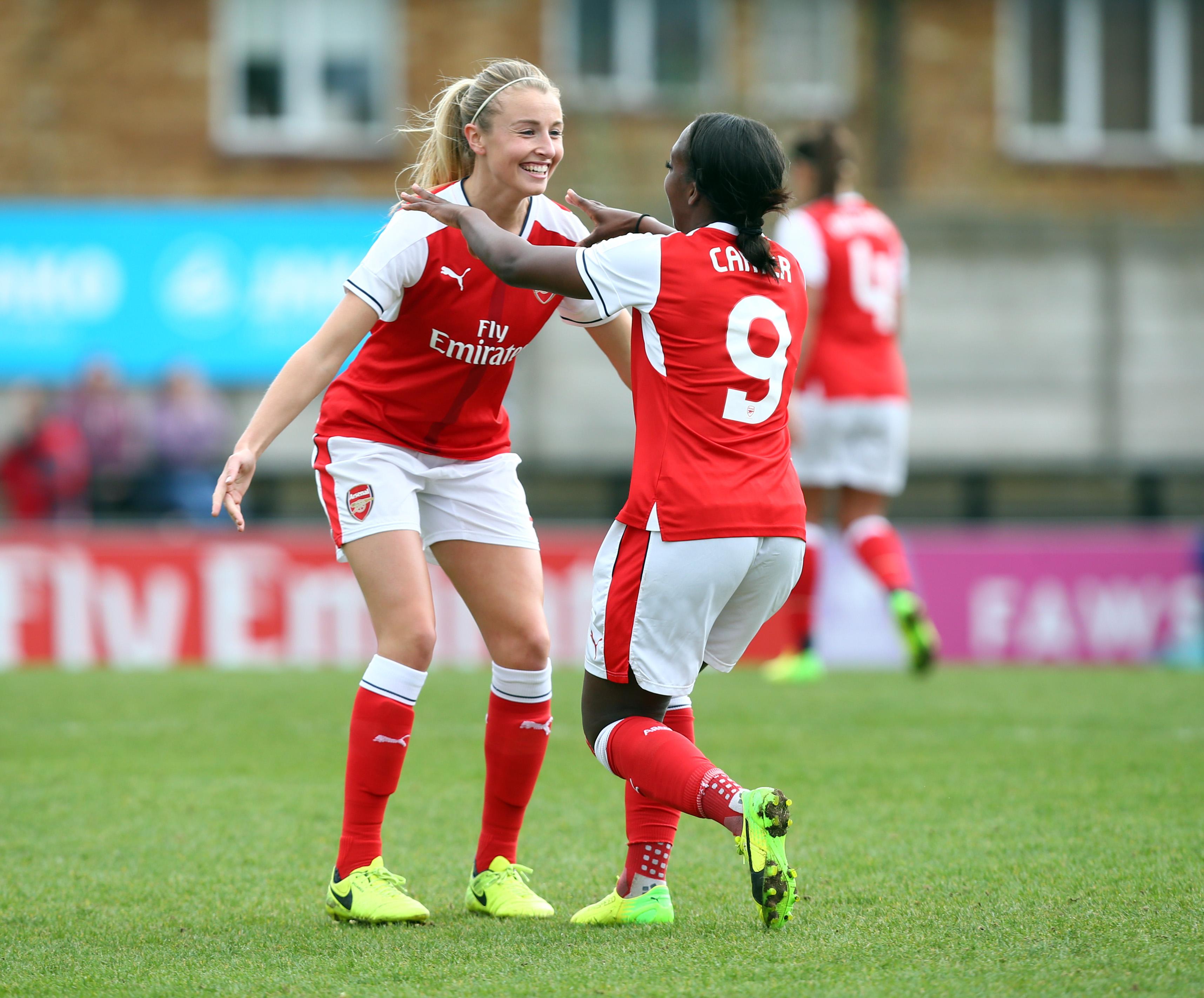 Arsenal v Tottenham Hotspur - SSE FA Women's Cup