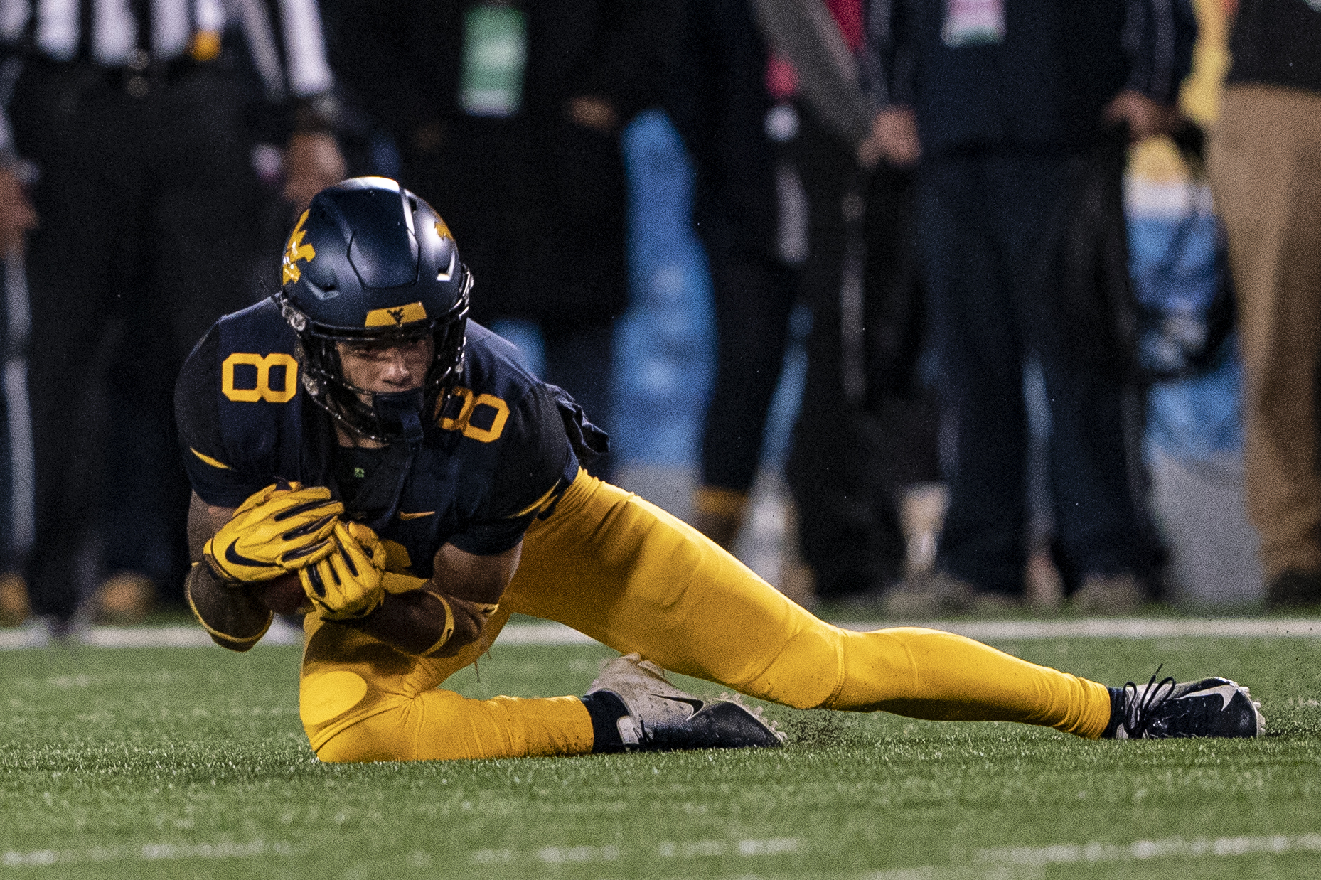 COLLEGE FOOTBALL: OCT 25 Baylor at West Virginia