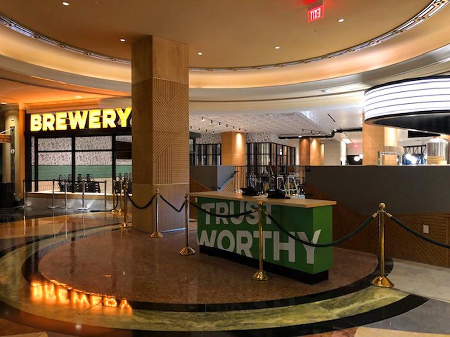 Trustworthy Brewing Co. & BBQ