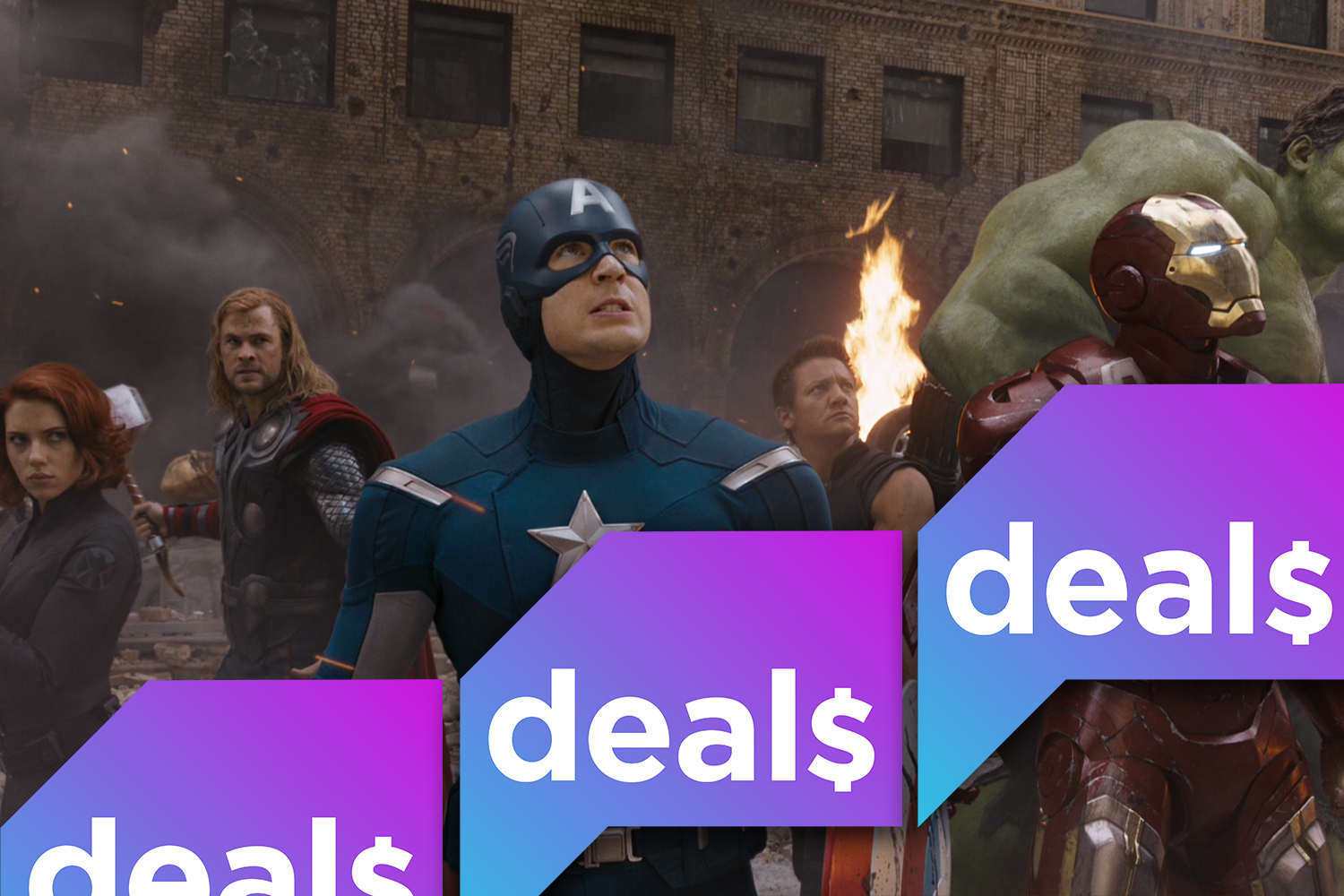 Amazon offers early Prime Day deals on Fire TV devices and Marvel movies