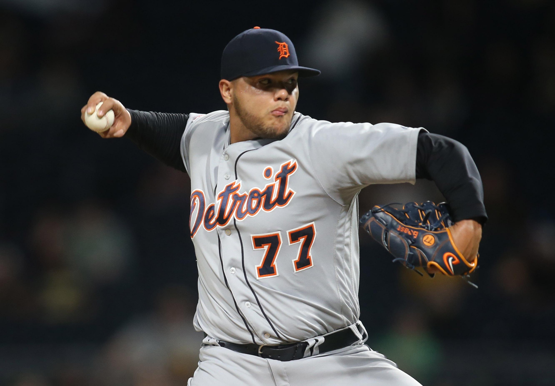 MLB: Detroit Tigers at Pittsburgh Pirates