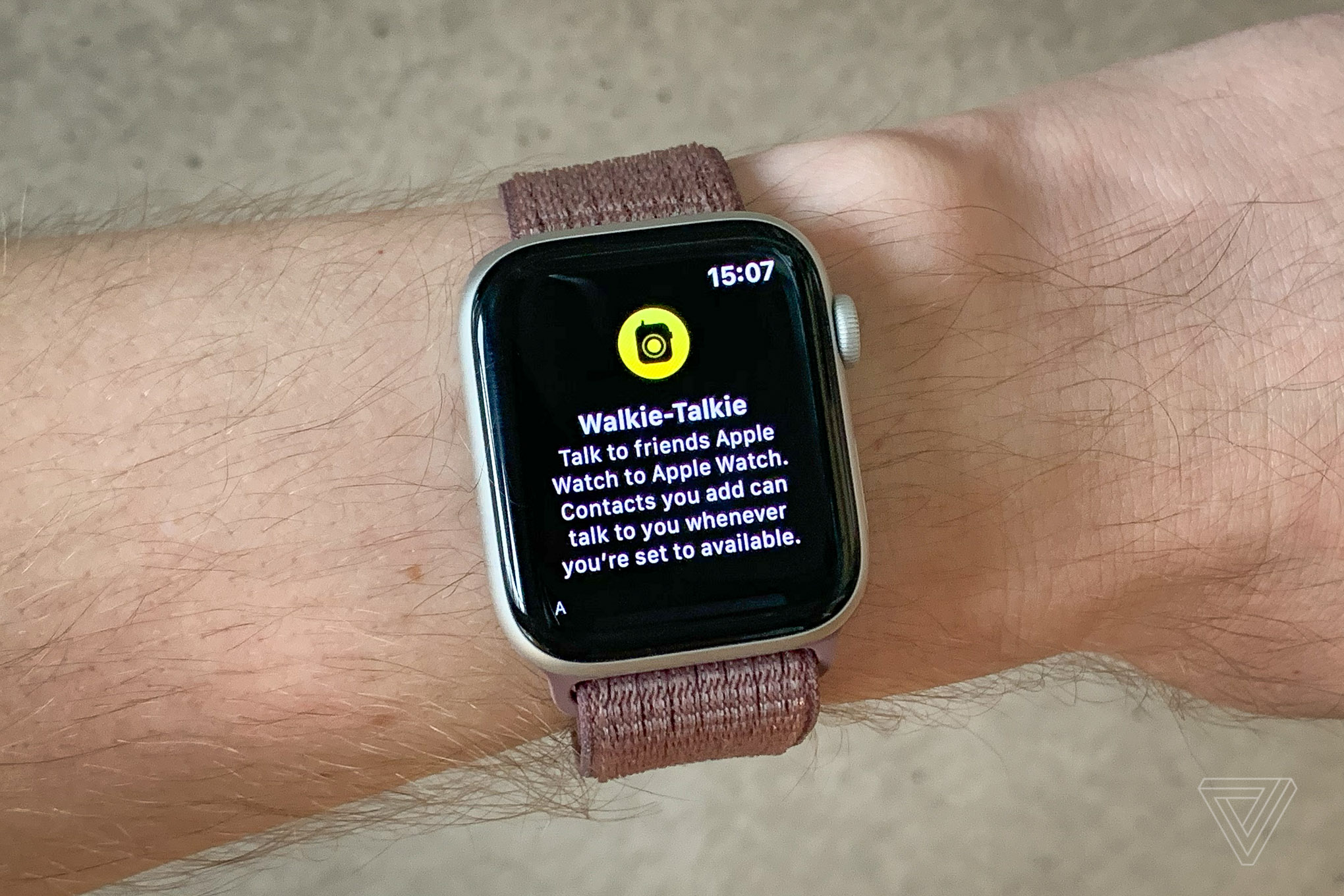 Apple Watch eavesdropping vulnerability forces Apple to