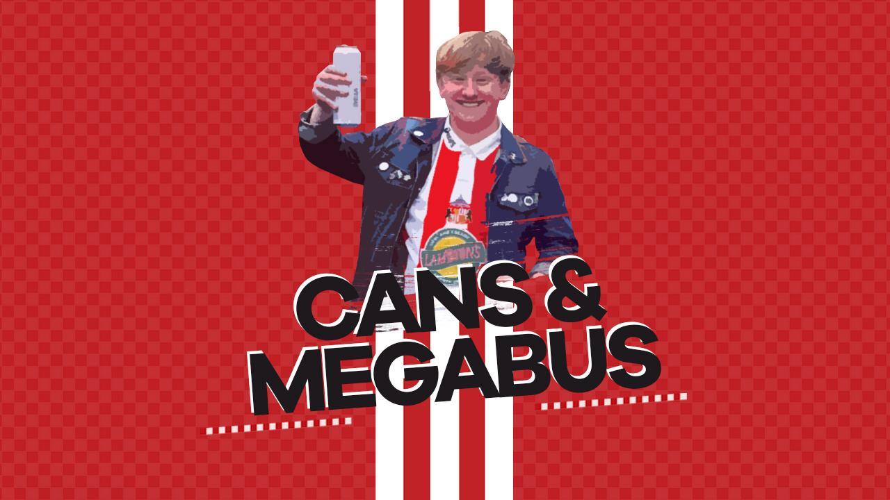 CANS & MEGABUS AWAY GUIDES! - Roker Report