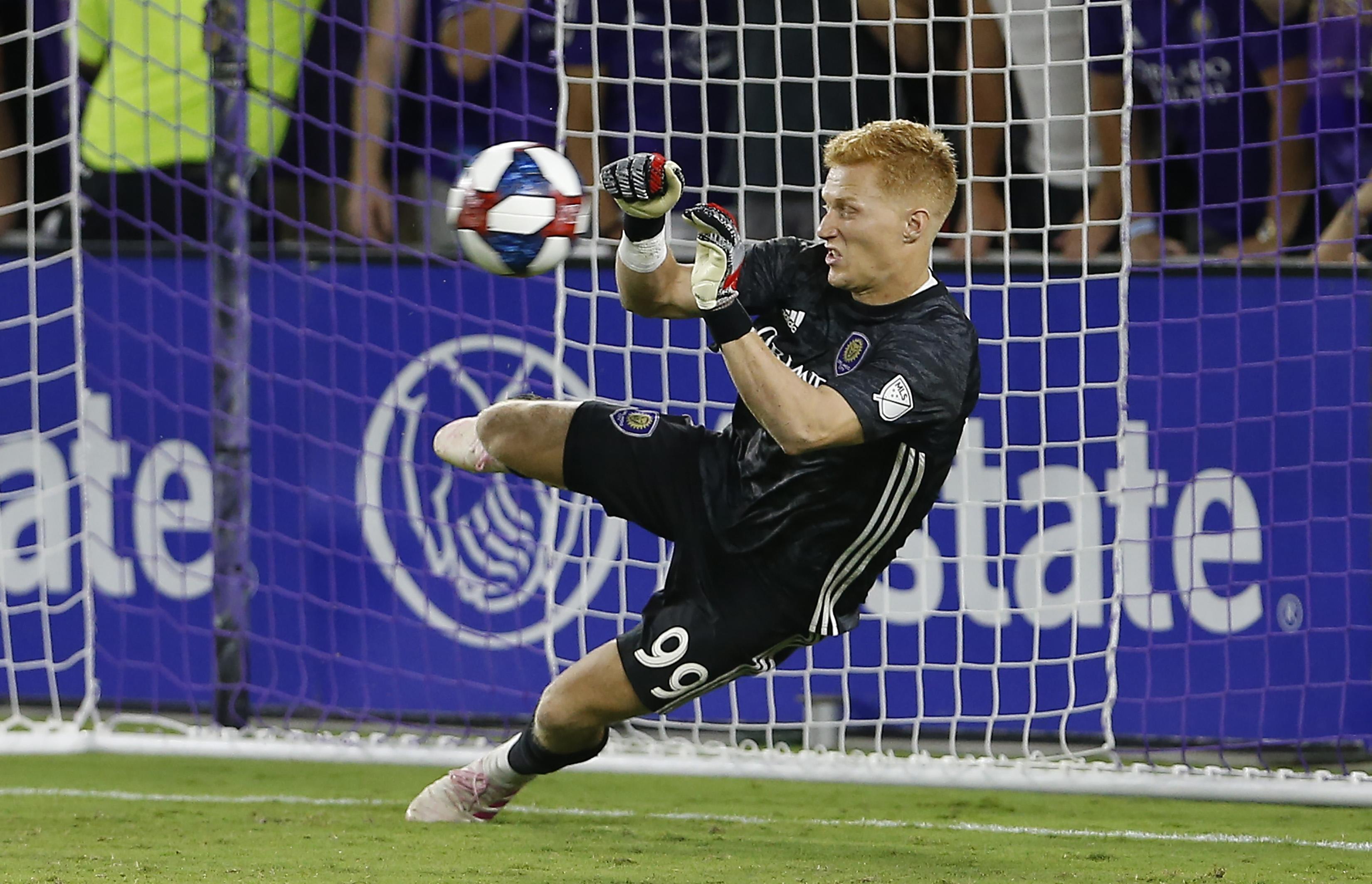 MLS: U.S. Open Cup-NYC FC at Orlando City SC