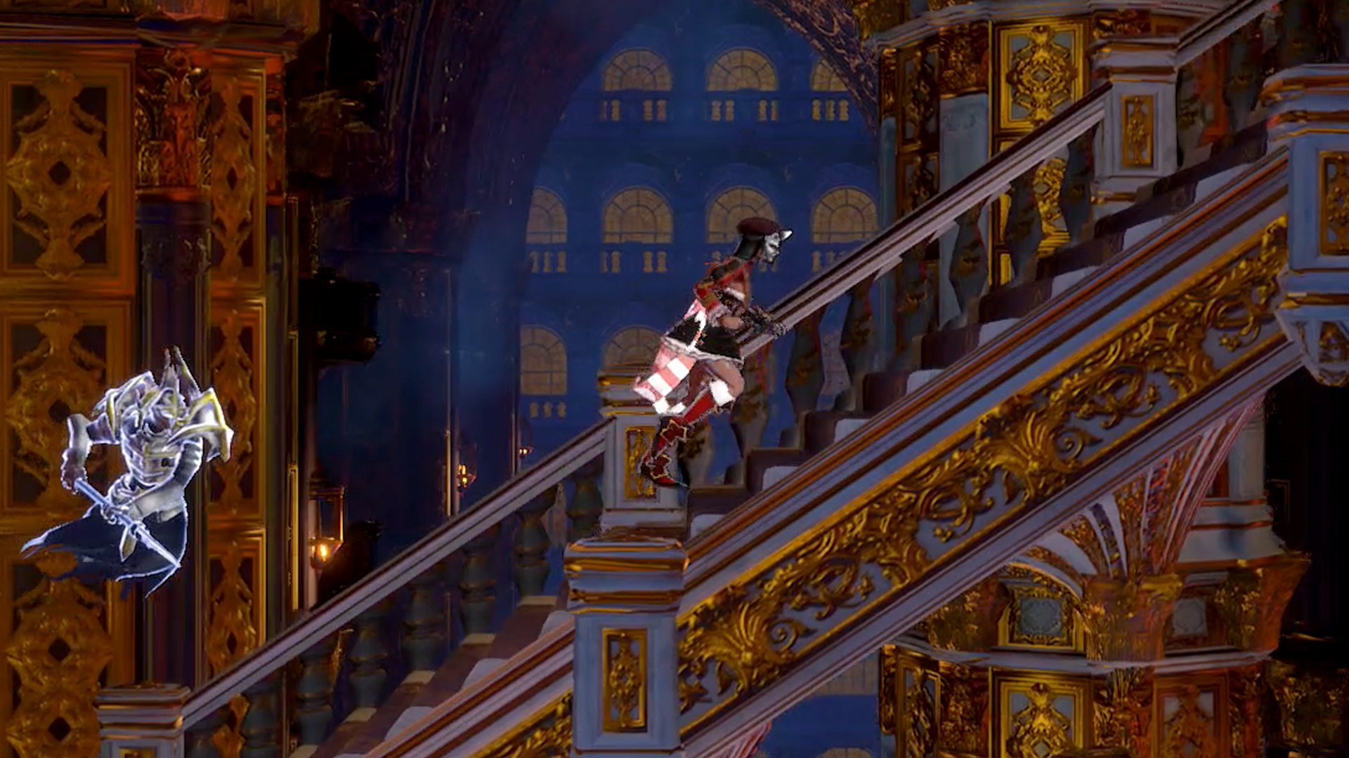 Bloodstained: Ritual of the Night Hall of Termination guide