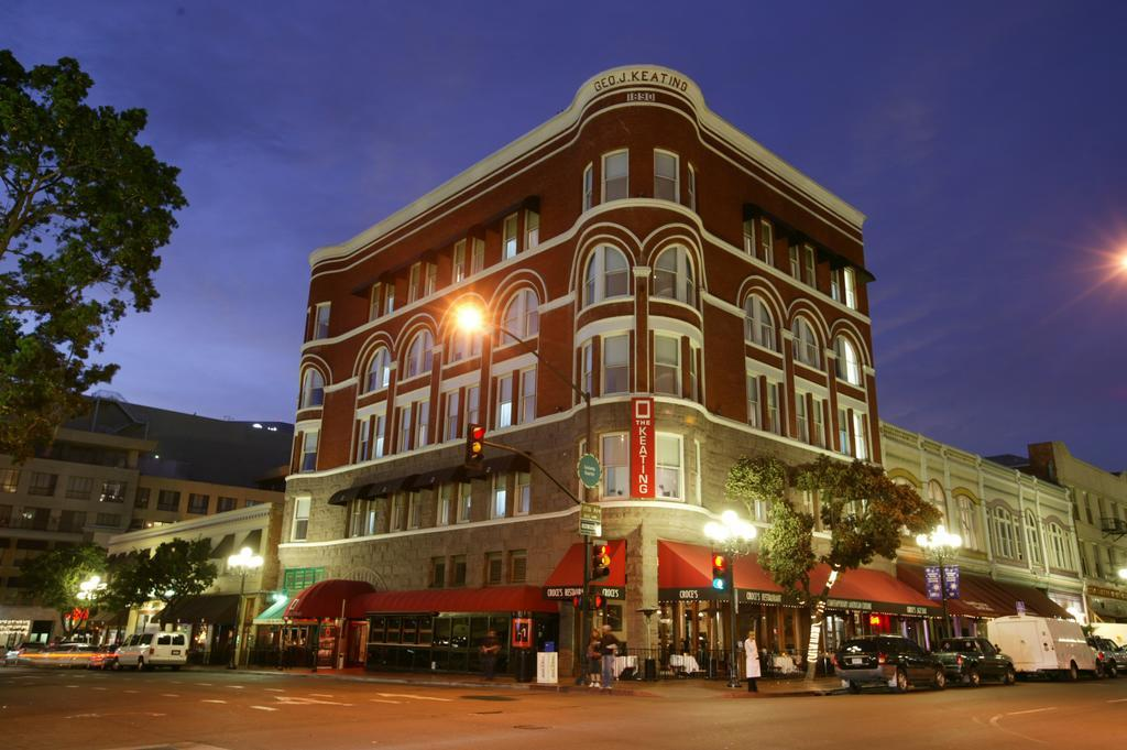 Speakeasy-Style Restaurant Coming to Historic Gaslamp Hotel