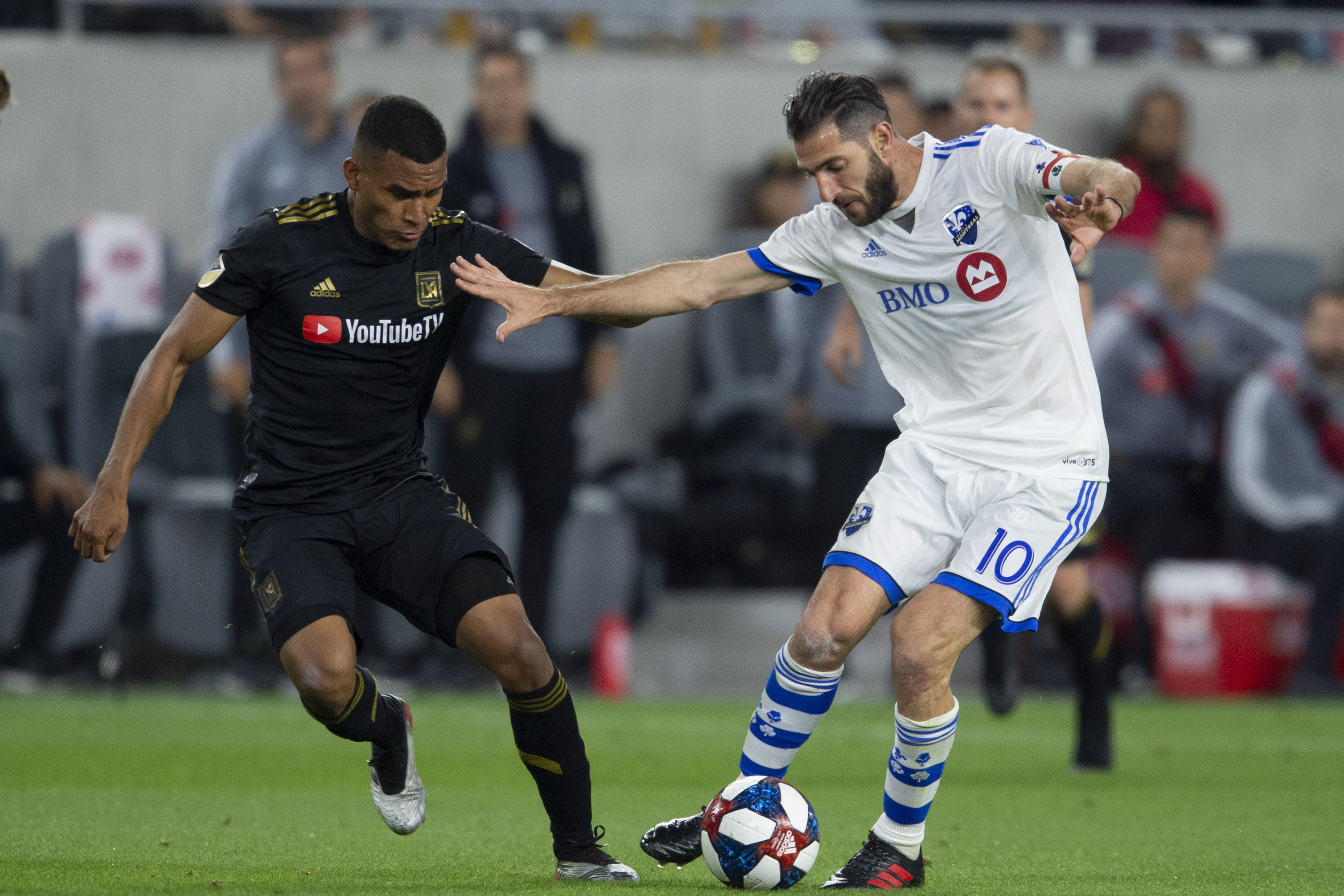 MLS: Montreal Impact at Los Angeles FC