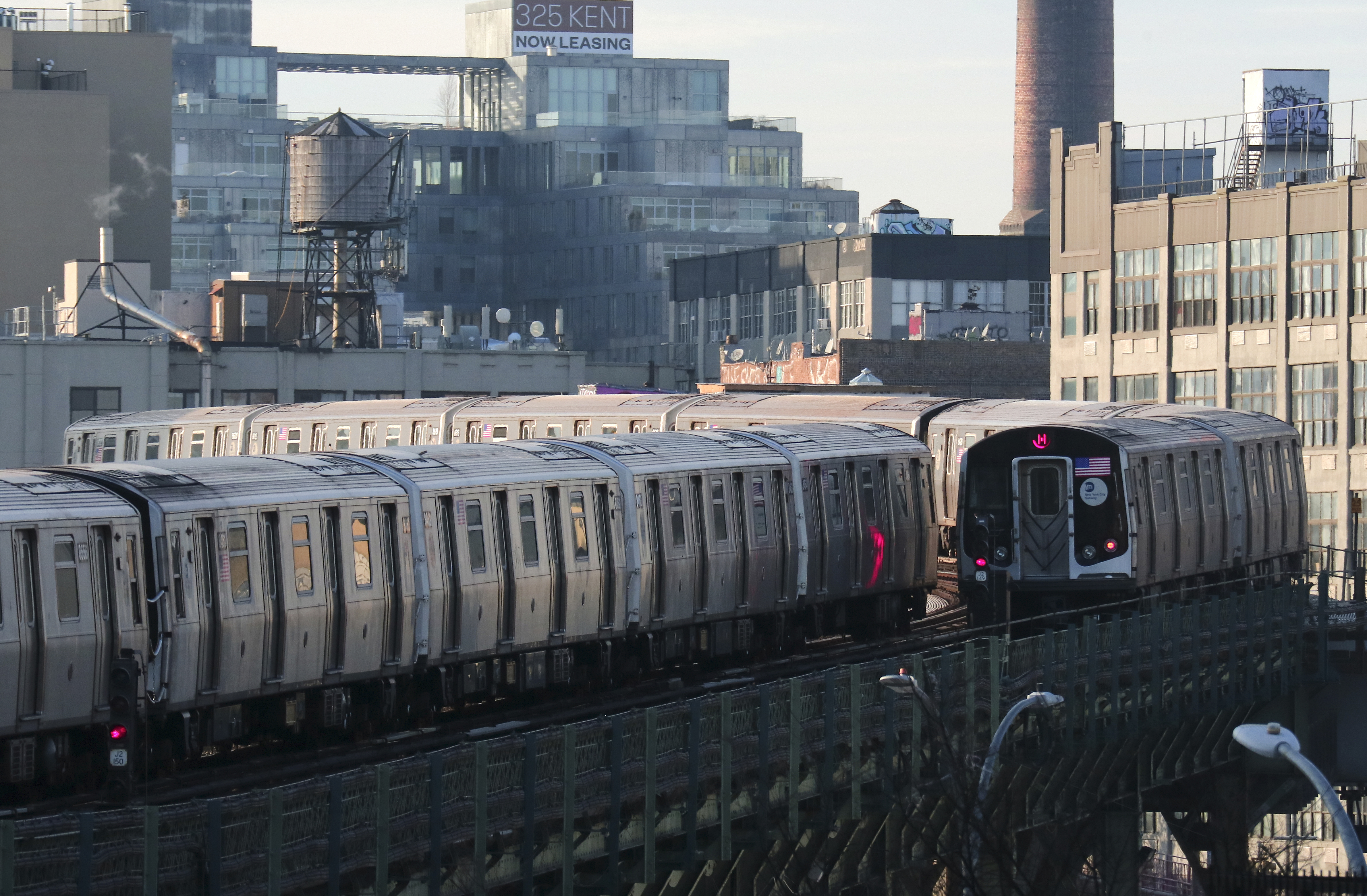 NYC subway has best month for on-time performance since 2013