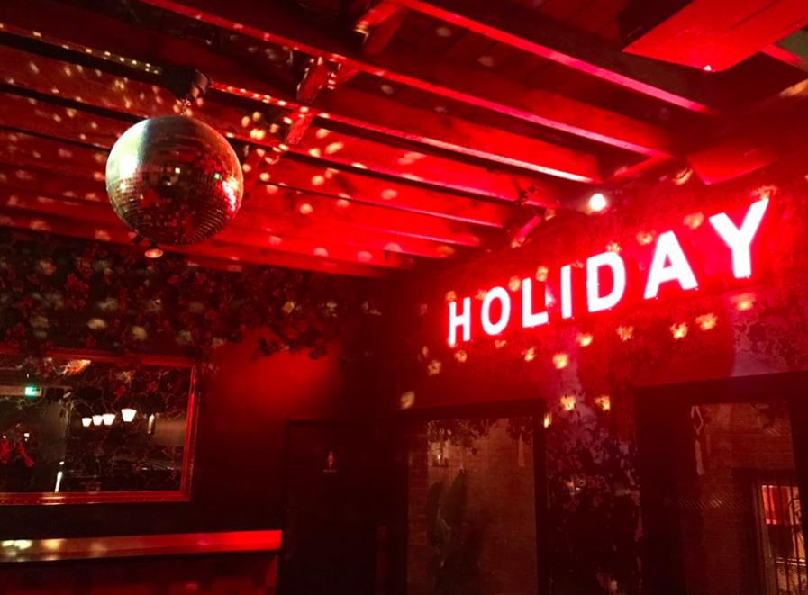 Holiday Bar