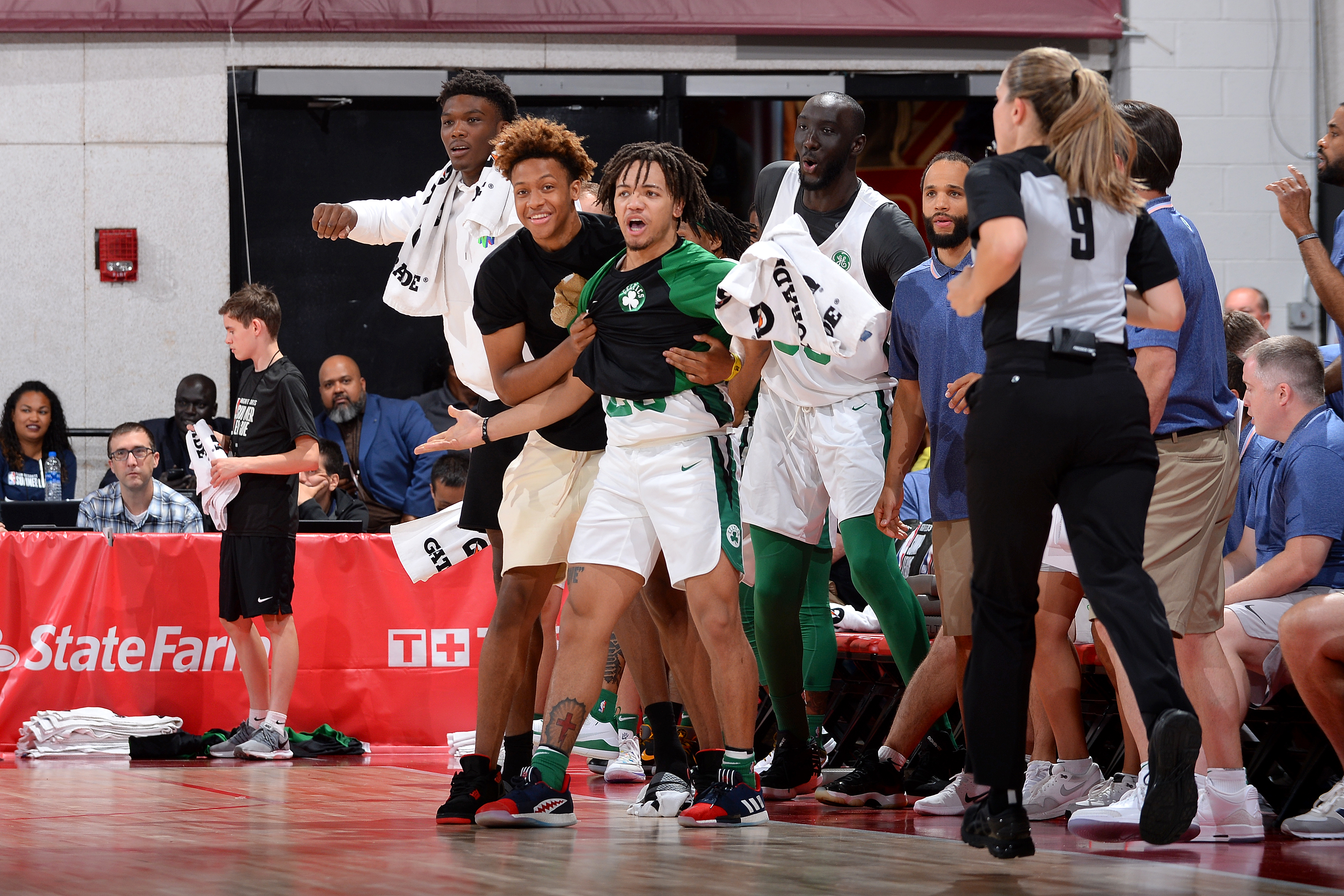 2019 Las Vegas Summer League - Denver Nuggets v Boston Celtics