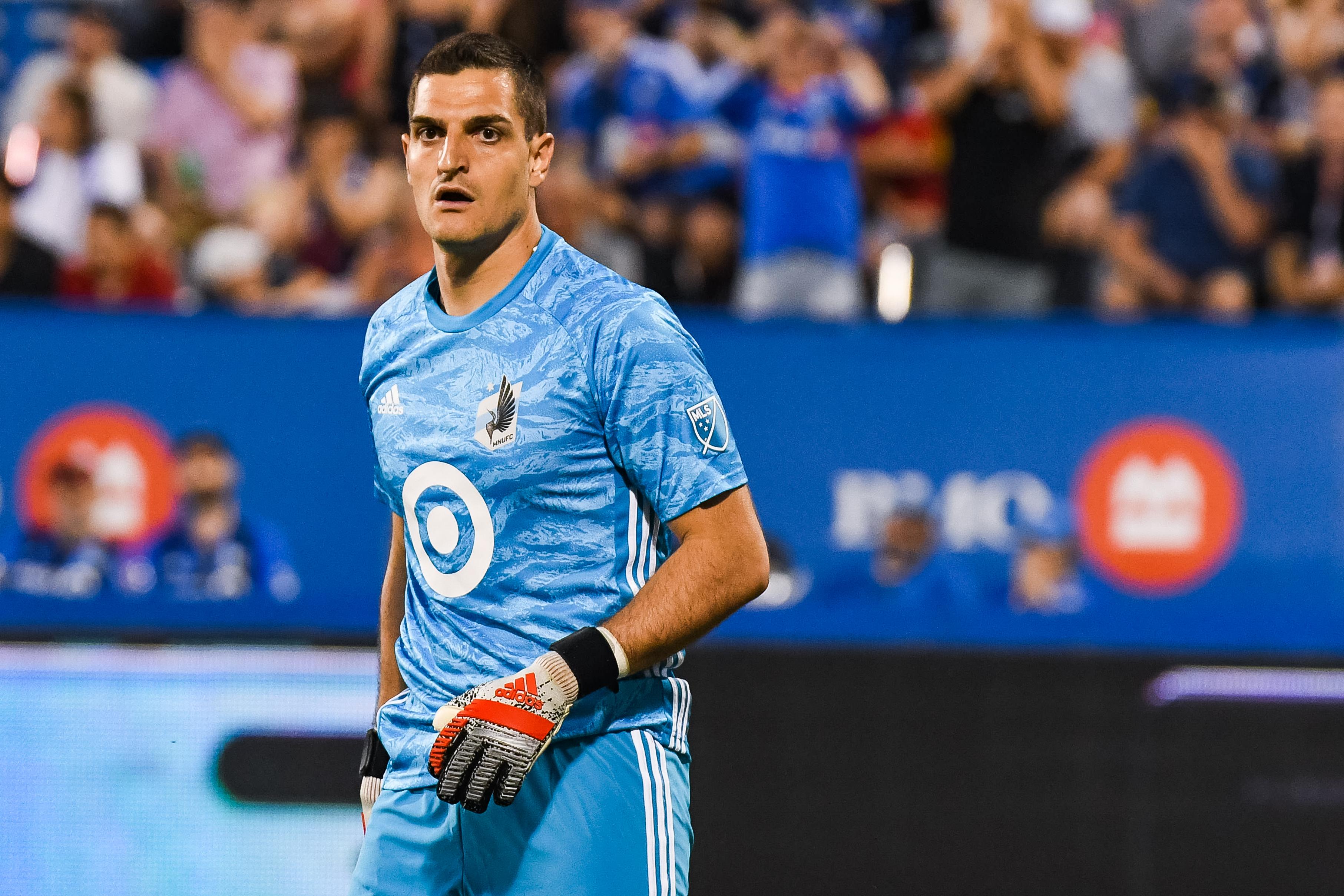 SOCCER: JUL 06 MLS - Minnesota United FC at Montreal Impact