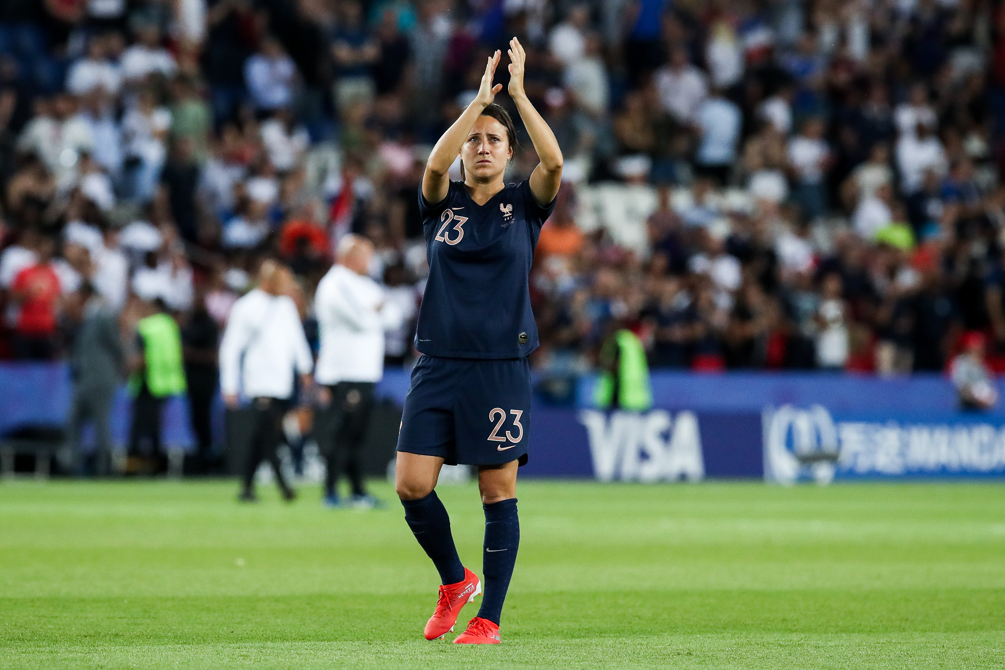 Everton Ladies sign French international