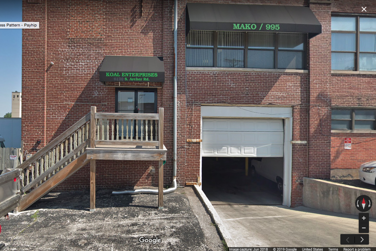 A federal grand jury subpoena seeking records regarding Ald. Carrie Austin also sought records on five businesses owned by the Nitchoff family, including Koal Enterprises and Mako Properties, which share this building in Summit.