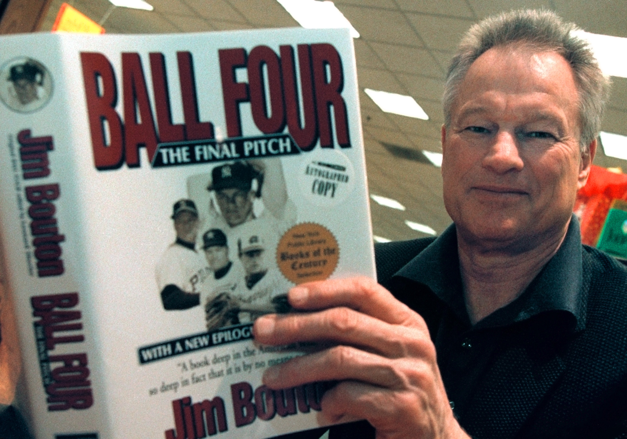 Jim Bouton Releases 'Ball Four: The Final Pitch'