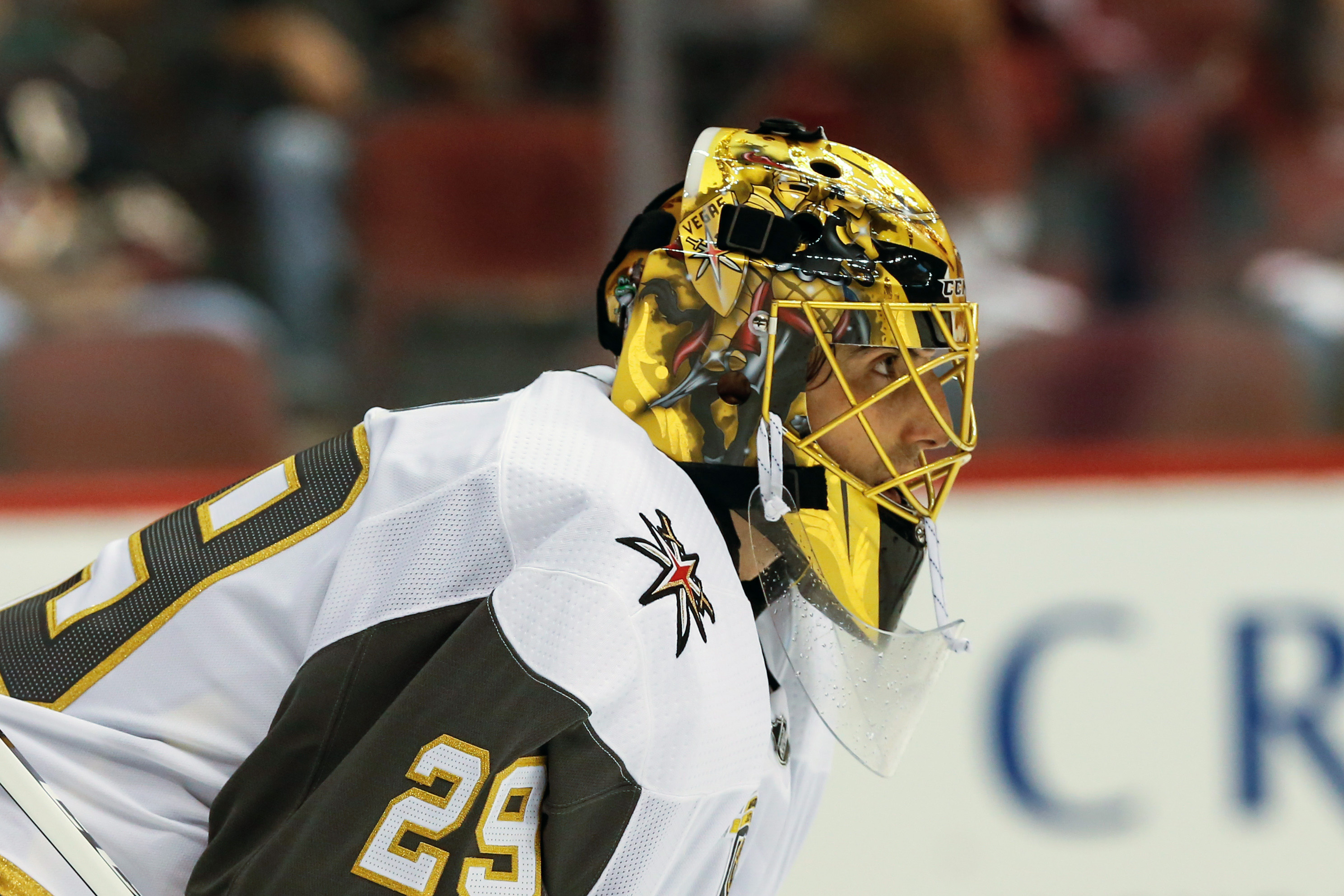 NHL: OCT 07 Golden Knights at Coyotes