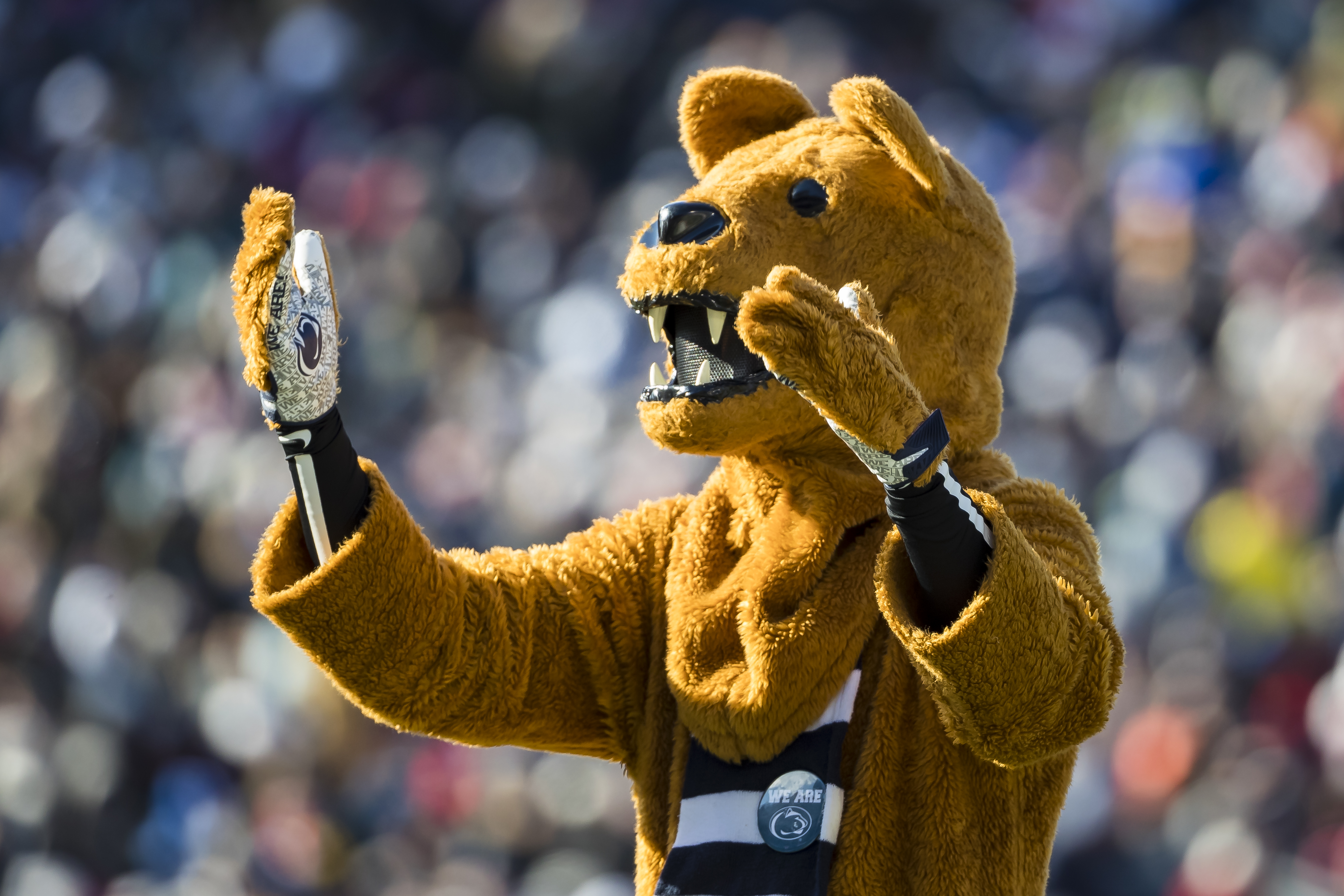 Wisconsin v Penn State