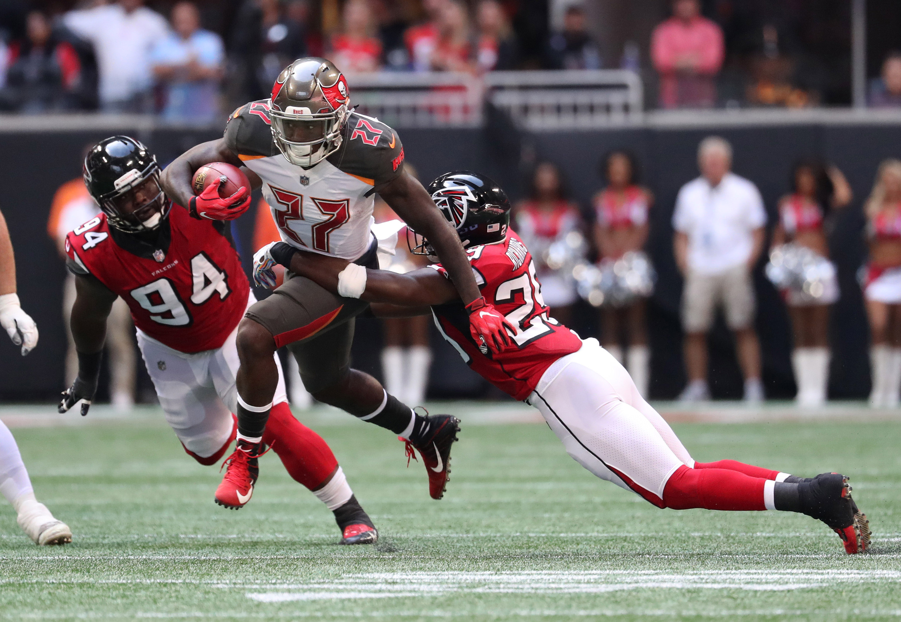 NFL: Tampa Bay Buccaneers at Atlanta Falcons