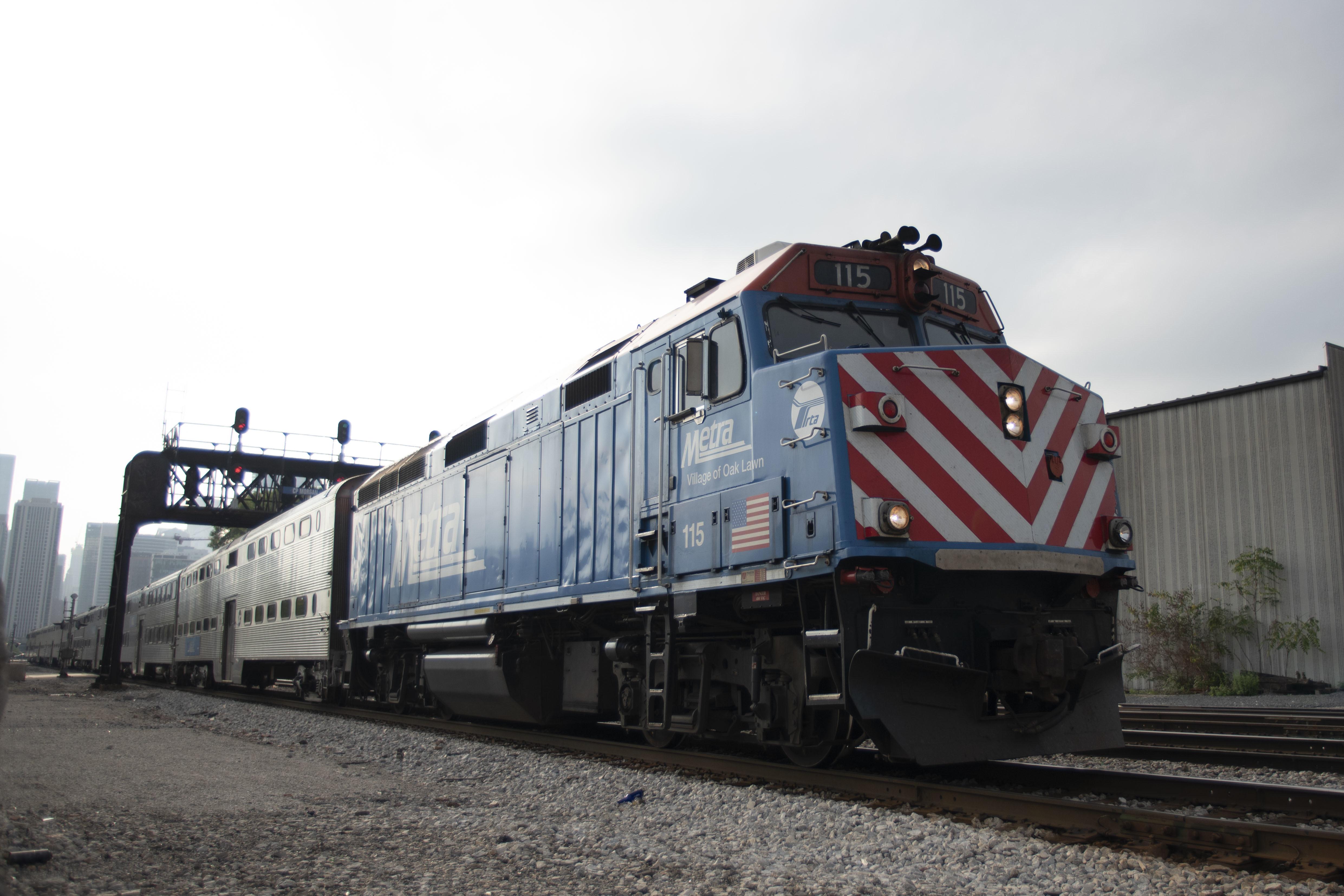 Metra BNSF service delayed after train hits, kills