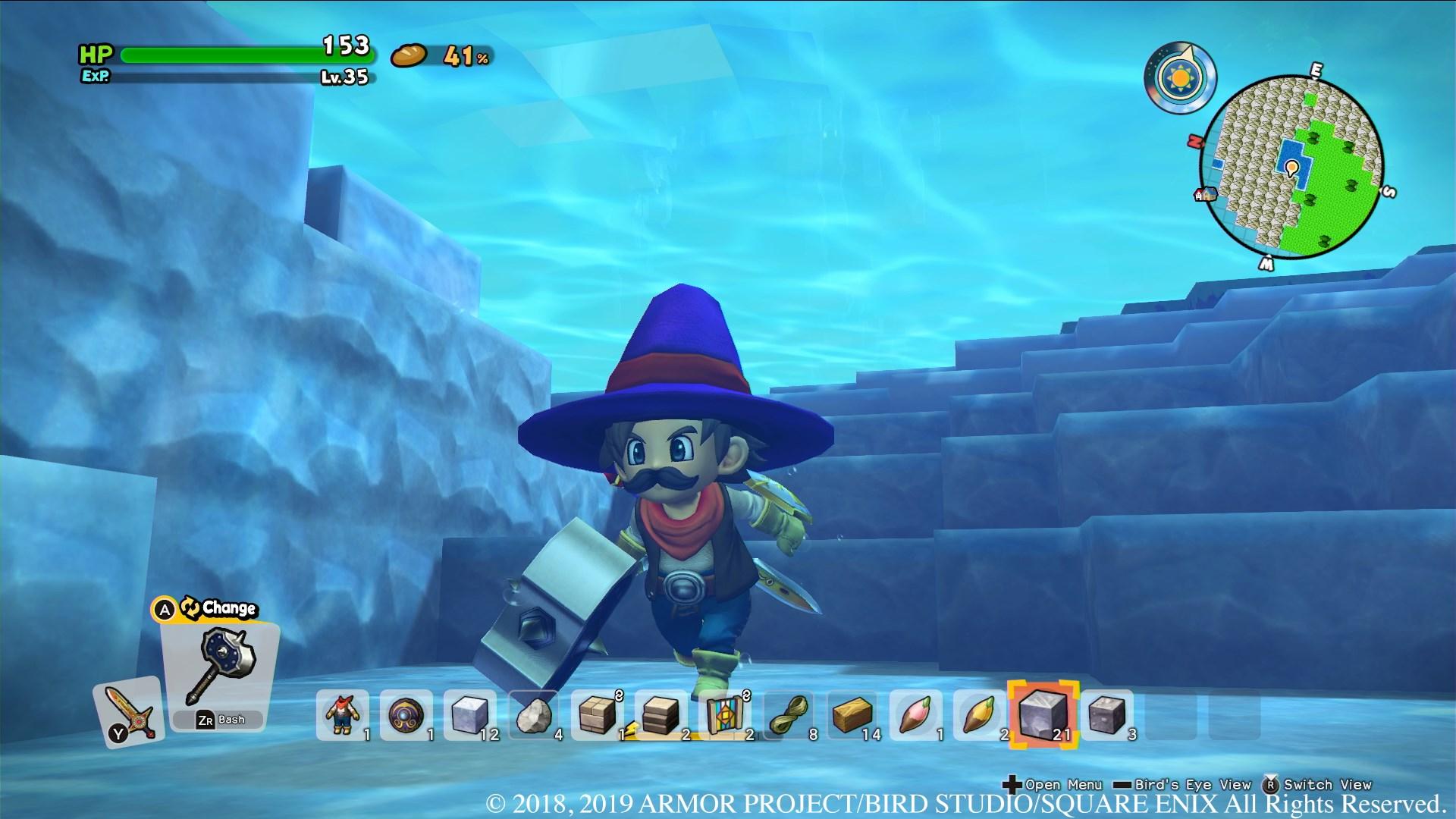 Dragon Quest Builders 2 beginner's guide