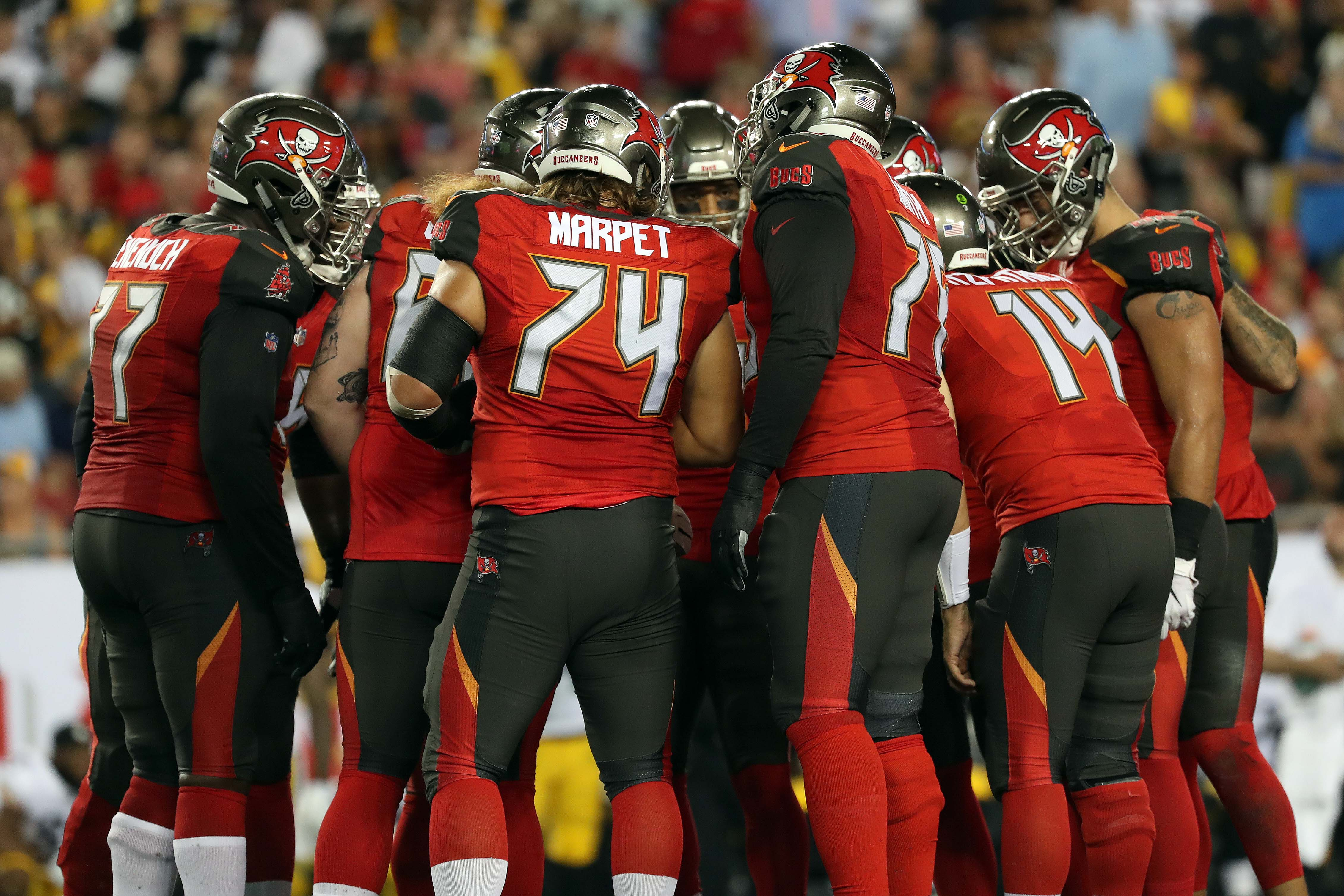 NFL: Pittsburgh Steelers at Tampa Bay Buccaneers