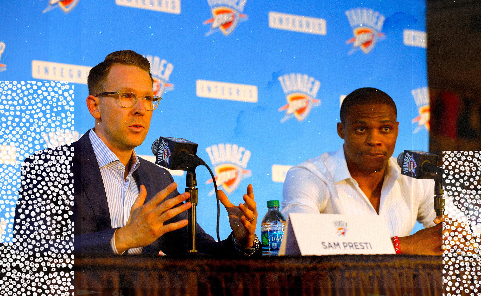 Sam Presti lost a potential Thunder dynasty. Now he can try again