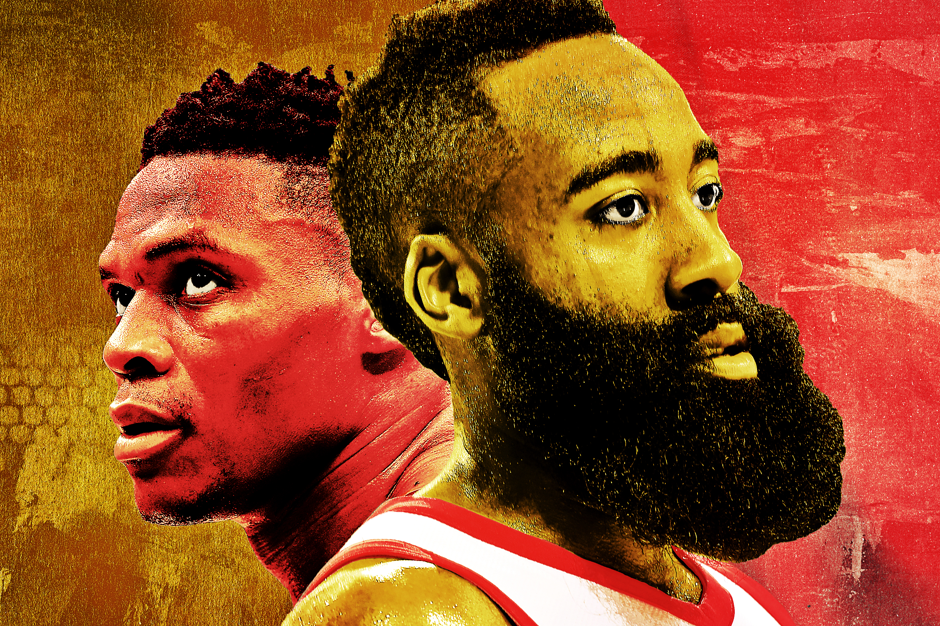 How James Harden and Russell Westbrook Can Make It Work in