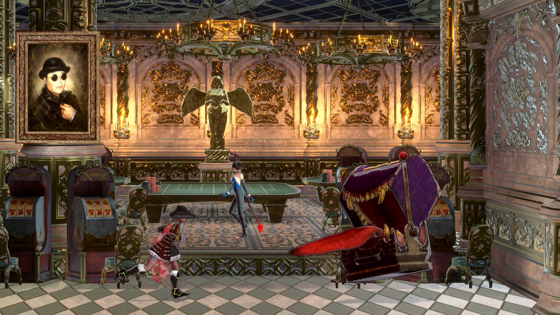 Bloodstained: Ritual of the Night Millionaire's Key, Millionaire's Room, and Millionaire's Bane location