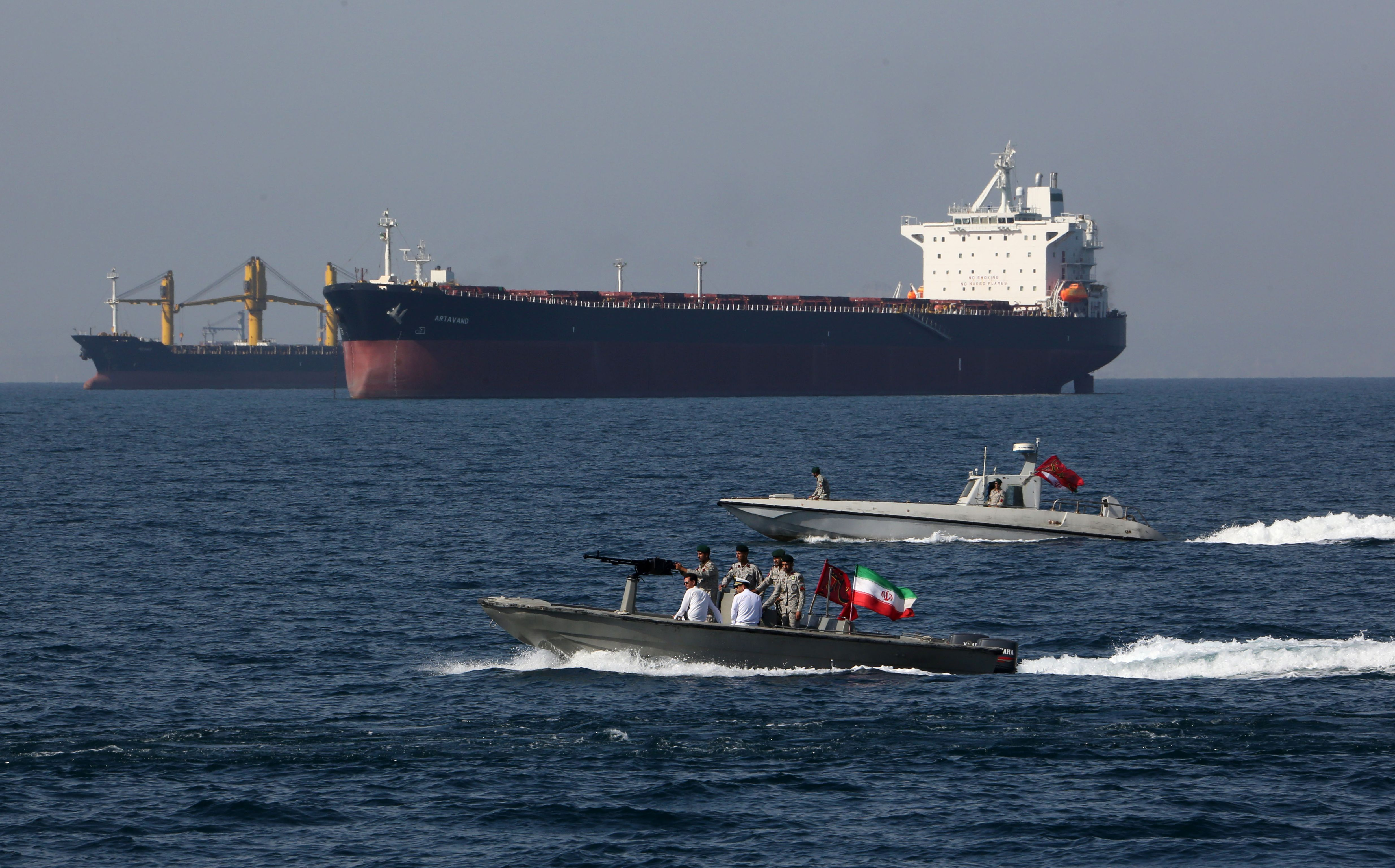 The US has a risky new plan to protect oil tankers from Iranian attacks