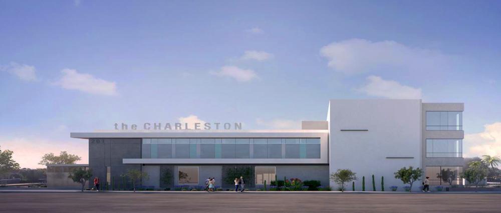 The Charleston rendering