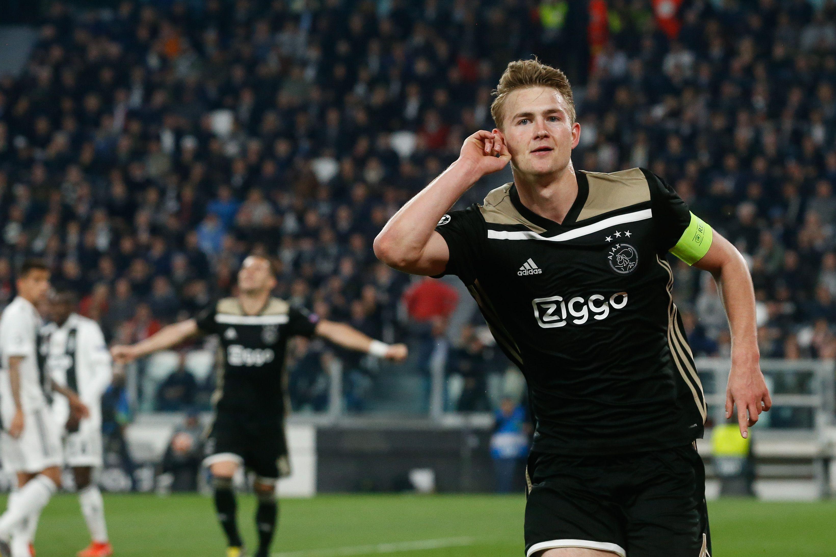 "UEFA Champions League""Juventus FC v Ajax"""