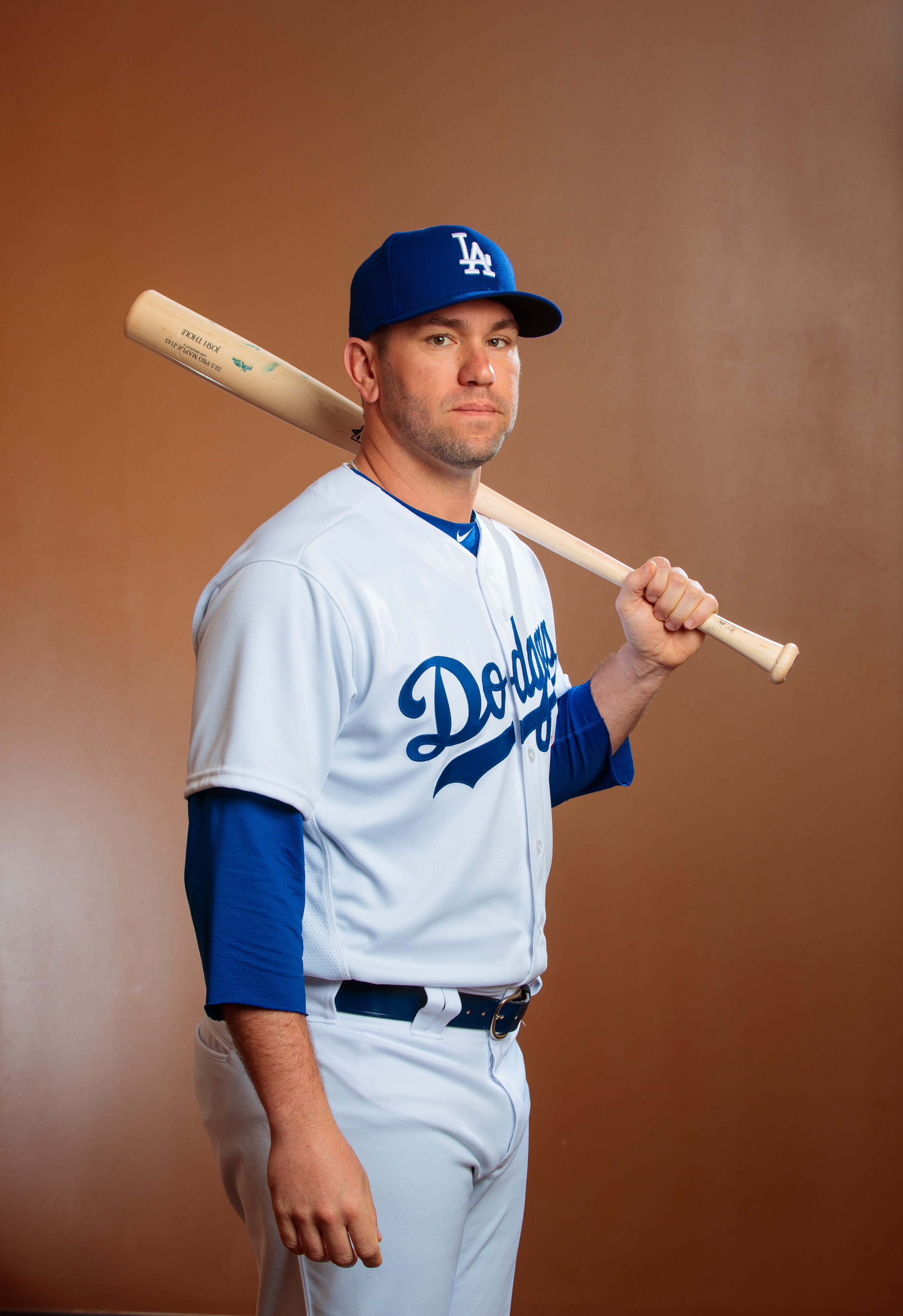 MLB: Los Angeles Dodgers-Media Day