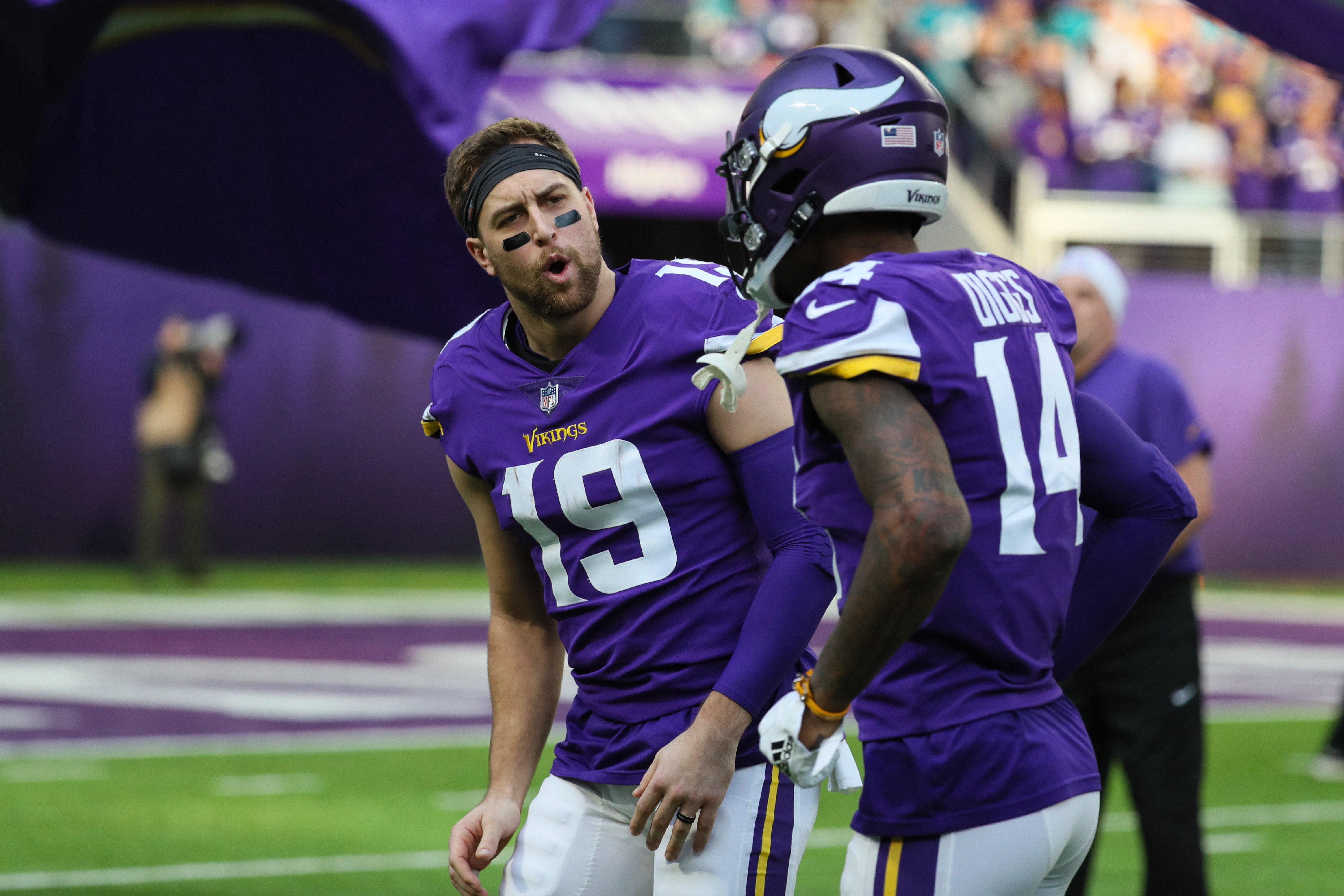 NFL: DEC 16 Dolphins at Vikings