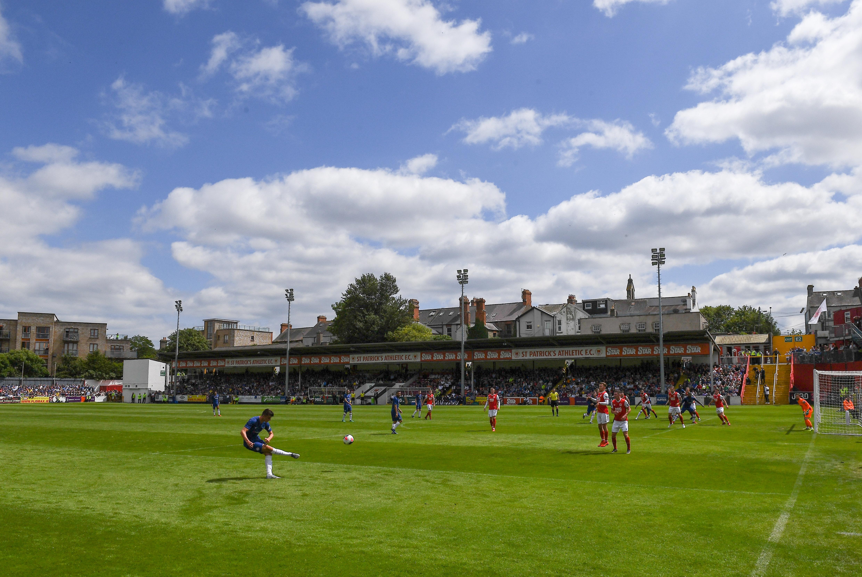 St Patrick's Athletic v Chelsea FC - Club friendly