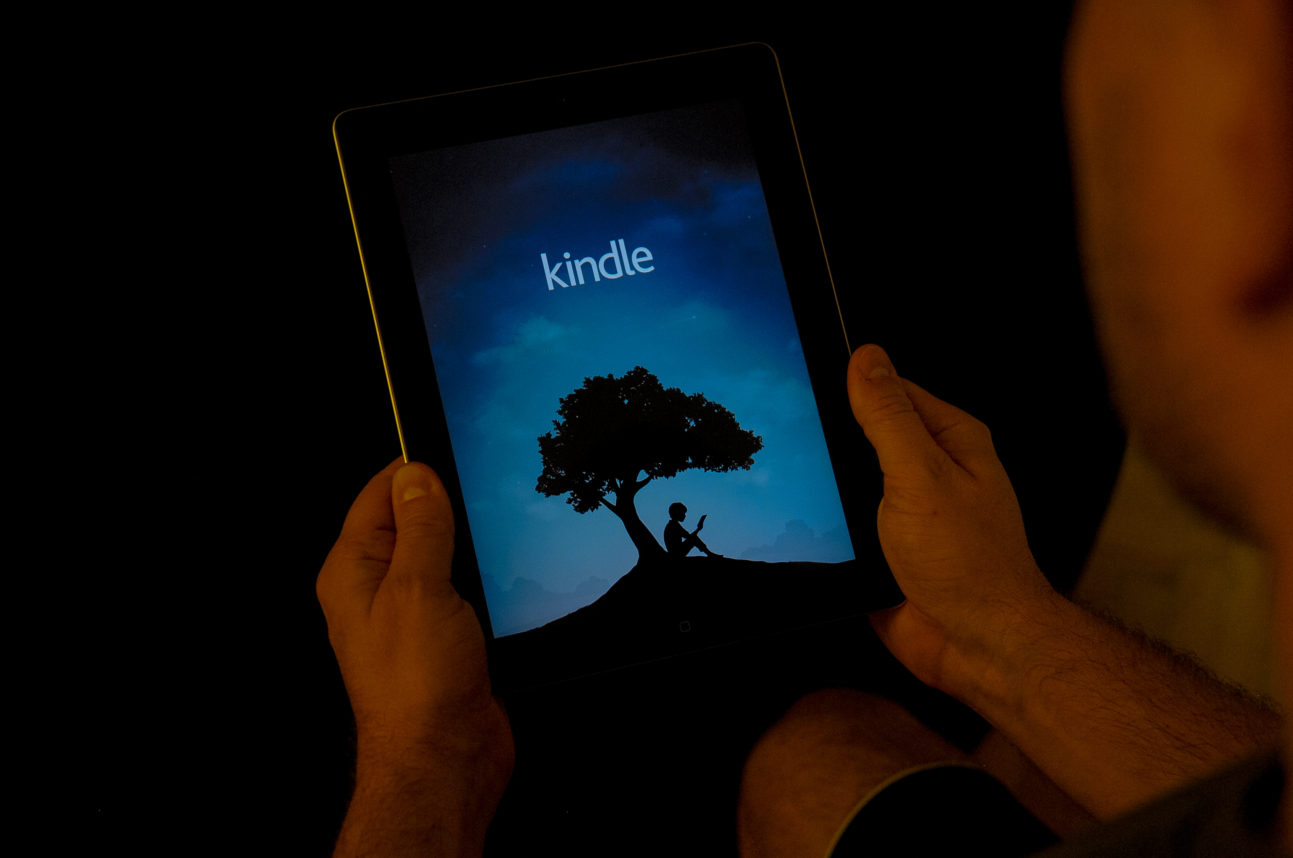 You don't really own your e-books