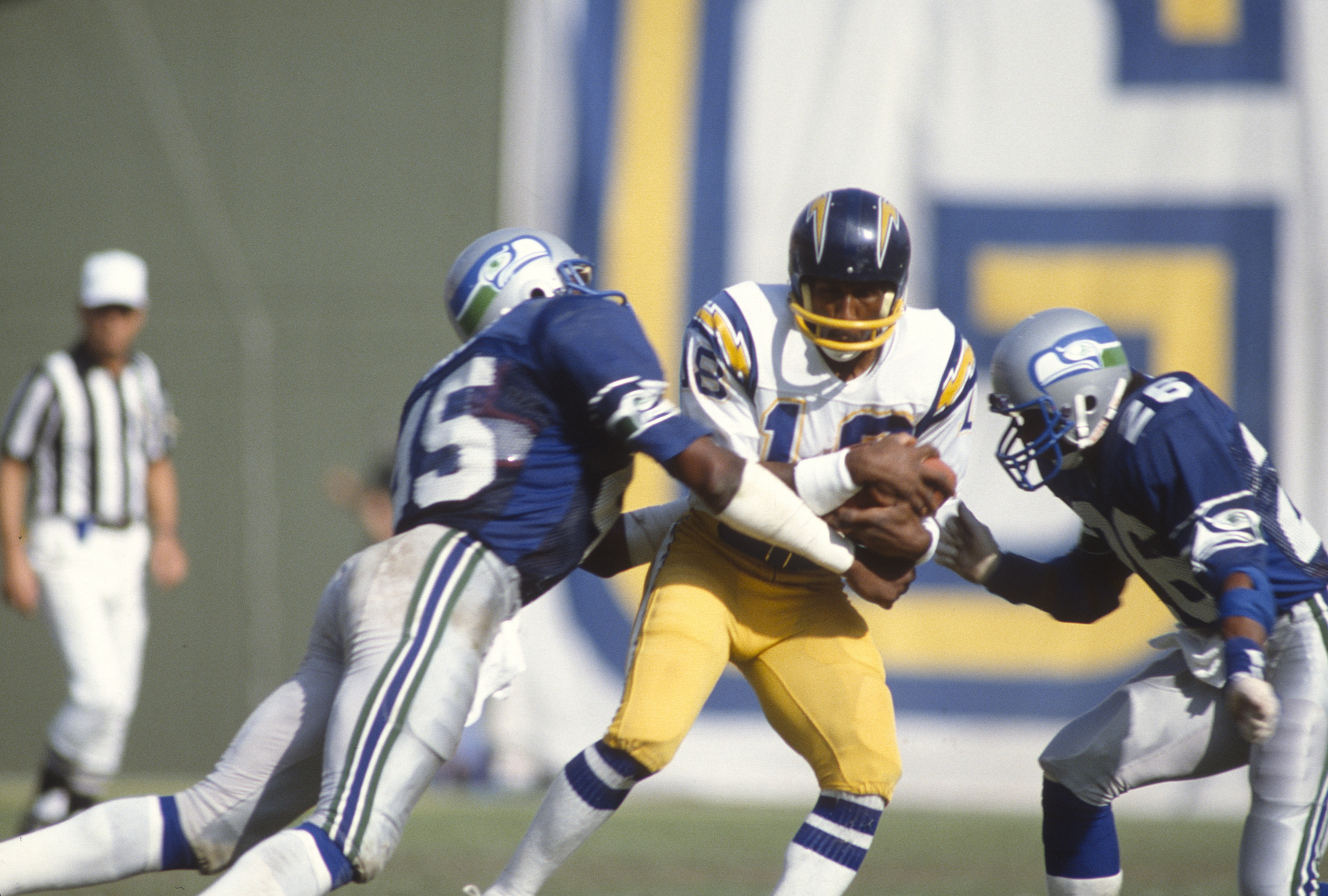Seattle Seahawks v San Diego Chargers