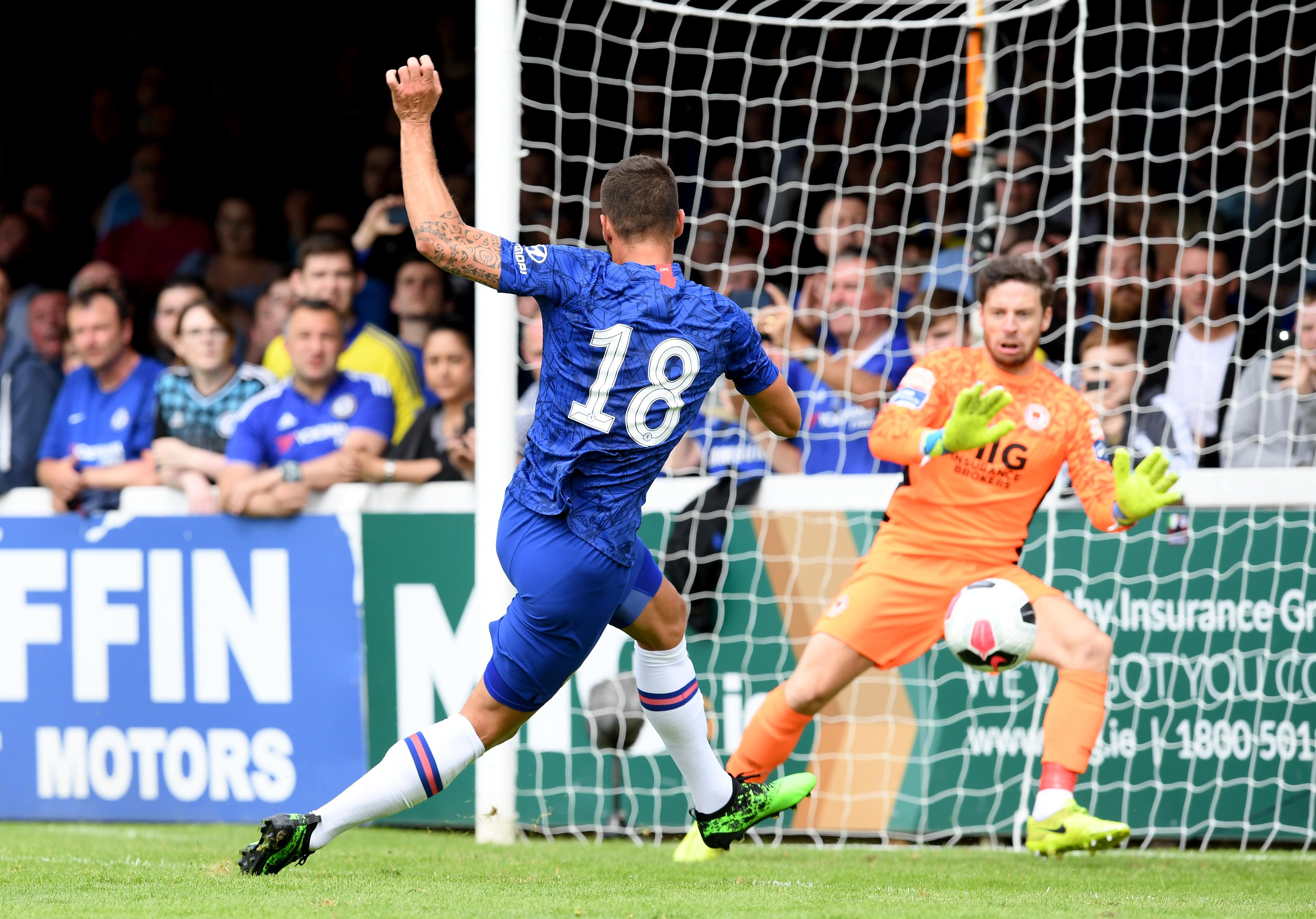 St Patrick's Athletic FC v Chelsea FC - Pre-Season Friendly