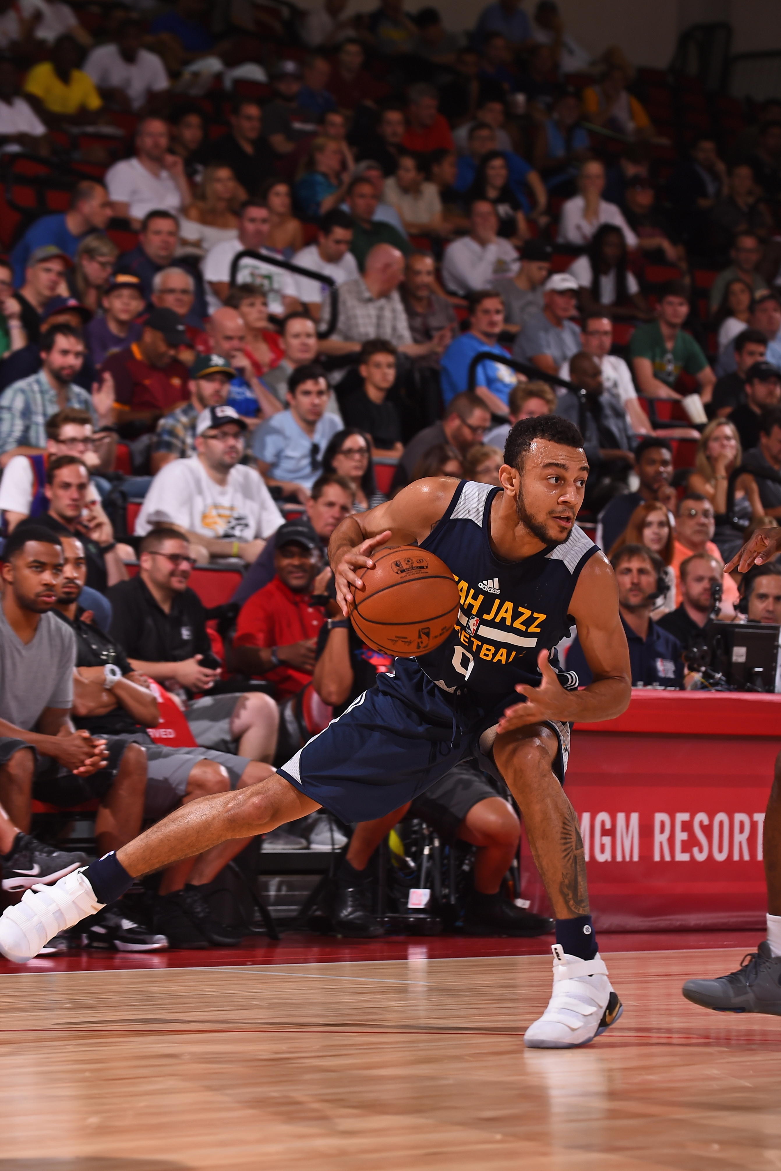 2017 Las Vegas Summer League - Utah Jazz v Phoenix Suns